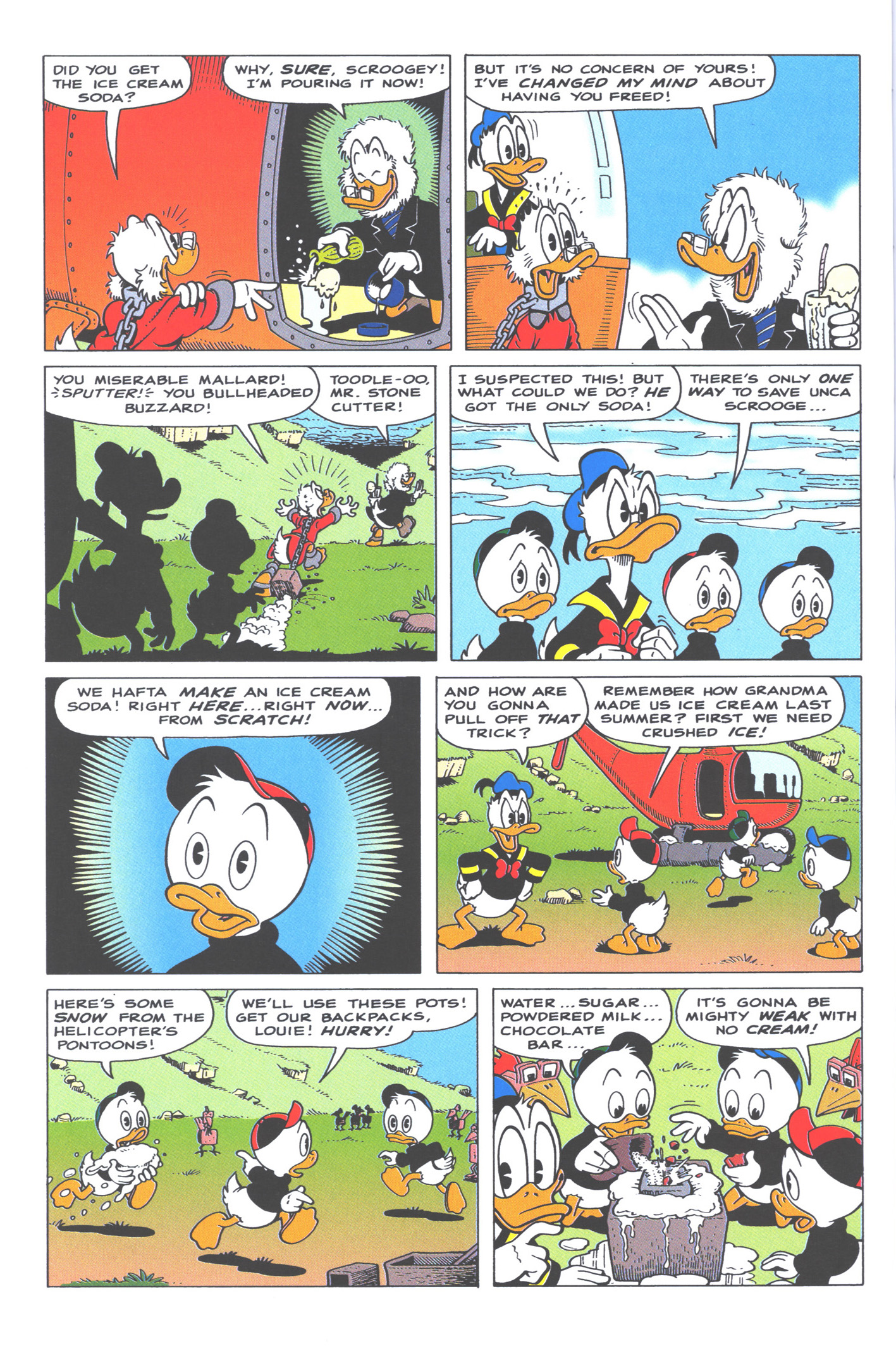 Read online Uncle Scrooge (1953) comic -  Issue #362 - 24