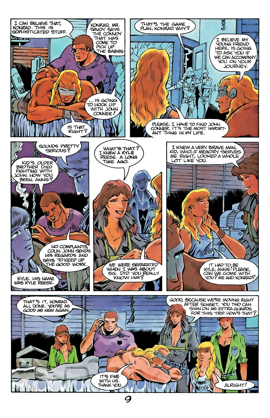 The Terminator (1988) issue 12 - Page 11