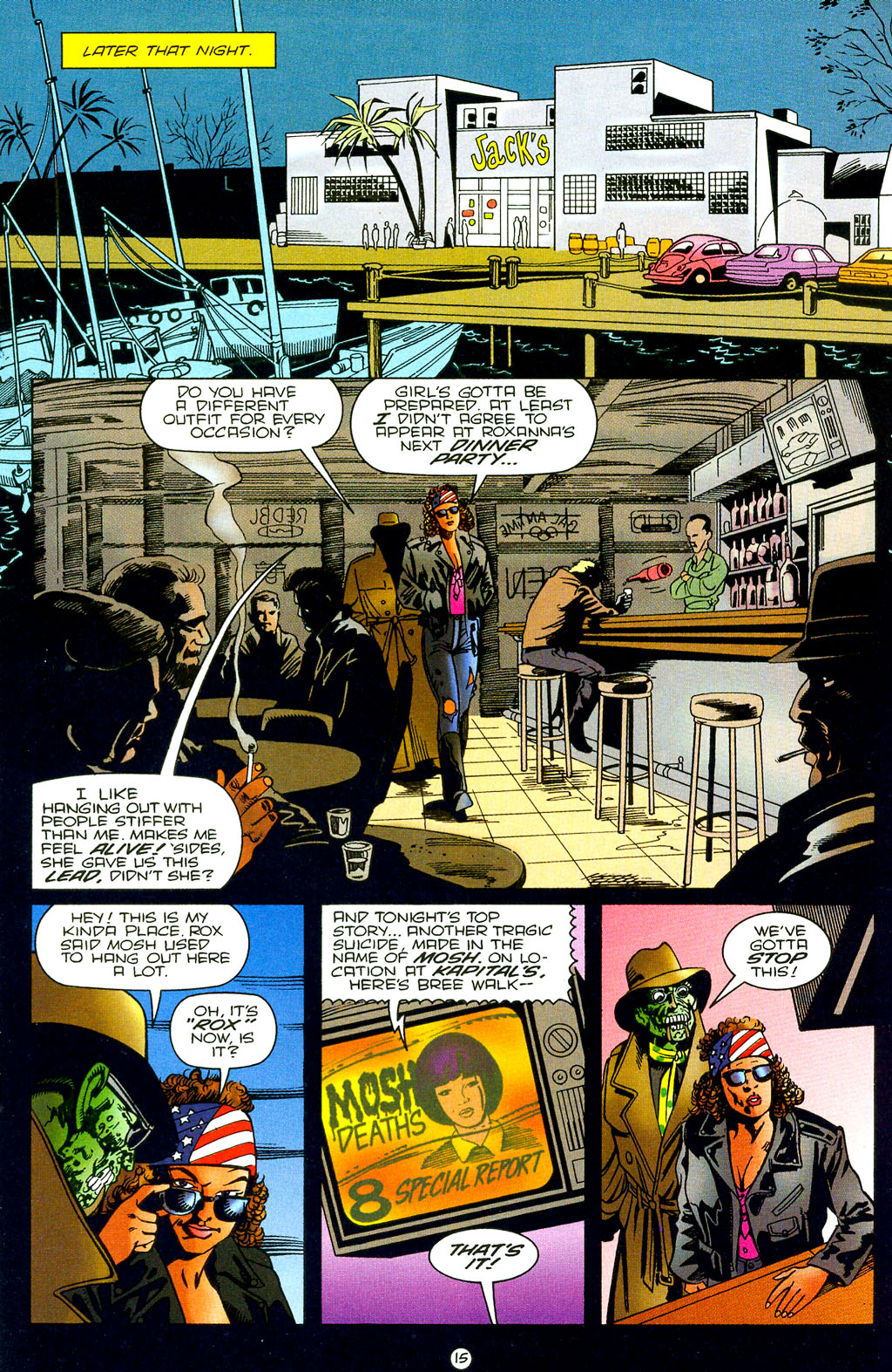 Read online UltraForce (1994) comic -  Issue #7 - 16