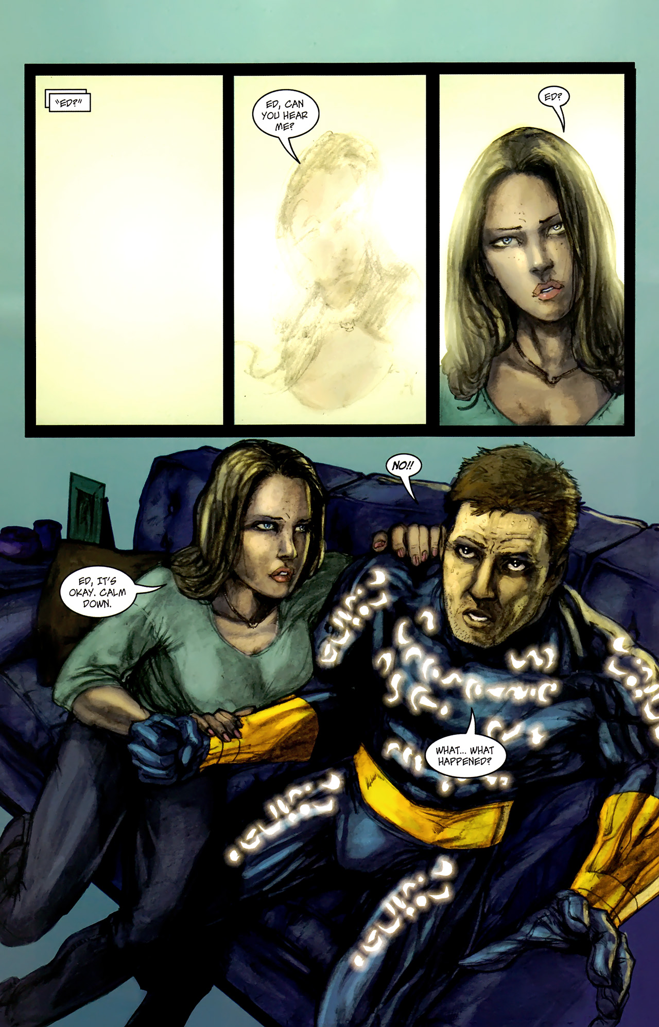 Read online Phoenix comic -  Issue #1 - 20