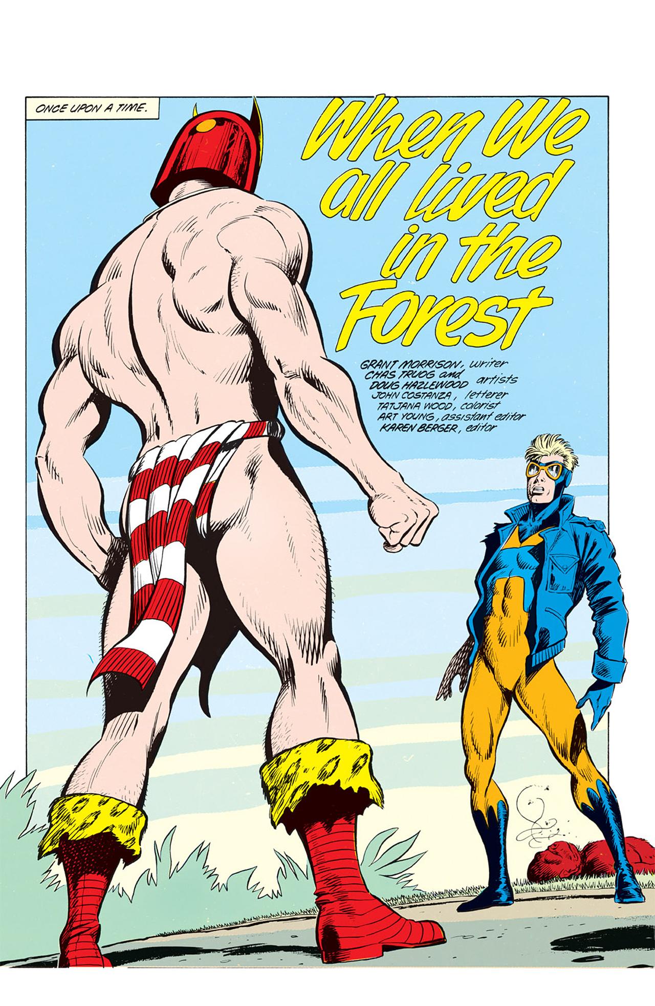 Read online Animal Man (1988) comic -  Issue #4 - 6