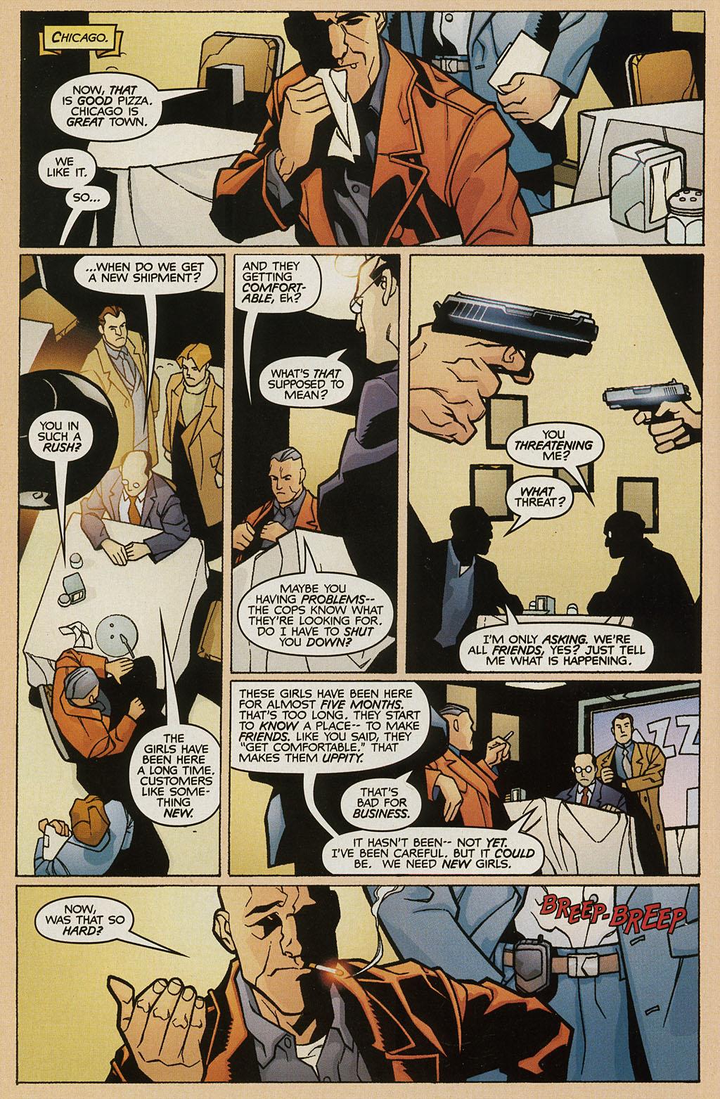 Read online Nightcrawler (2002) comic -  Issue #2 - 10