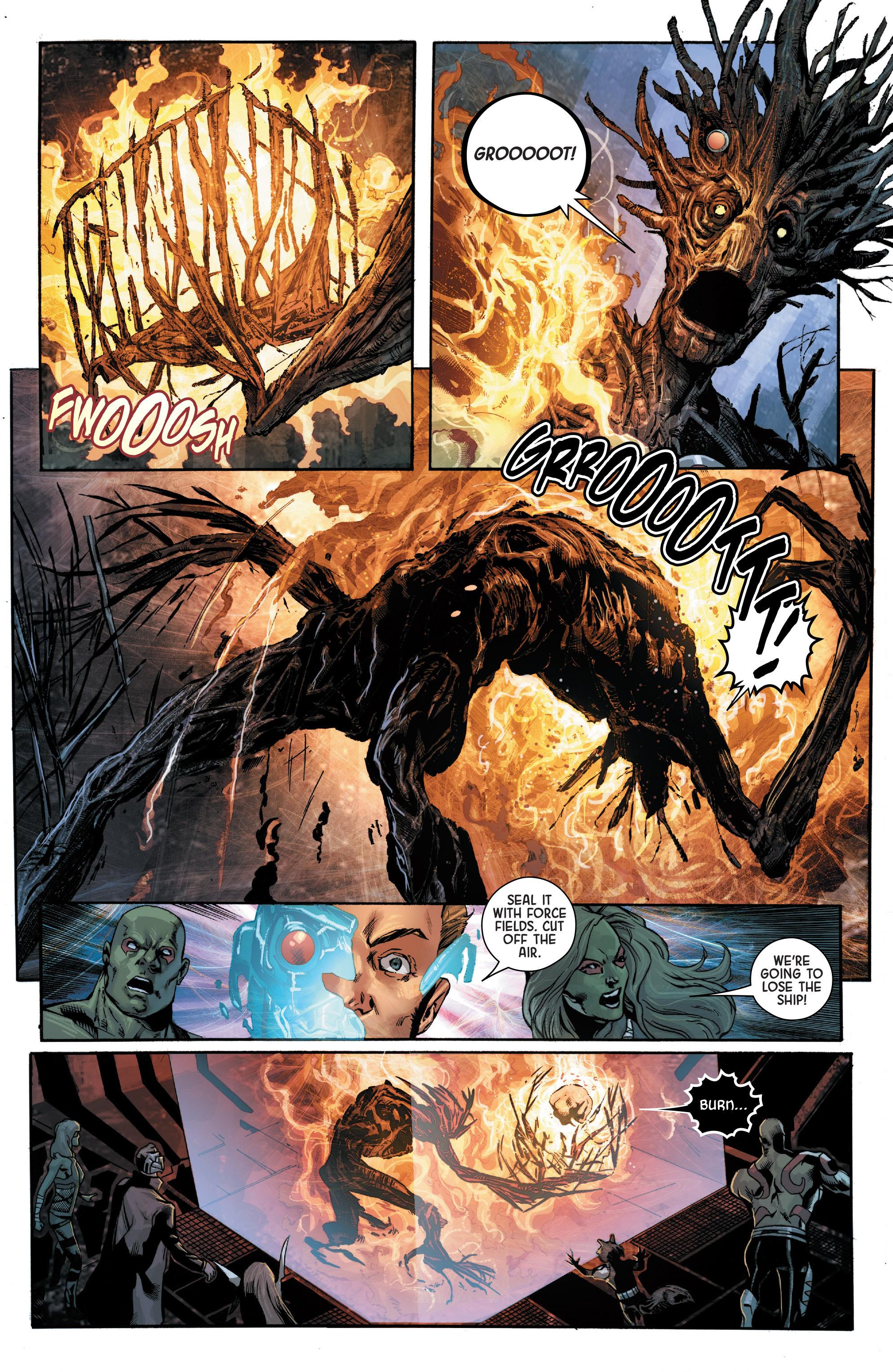 Read online Angela: Asgard's Assassin comic -  Issue #4 - 20