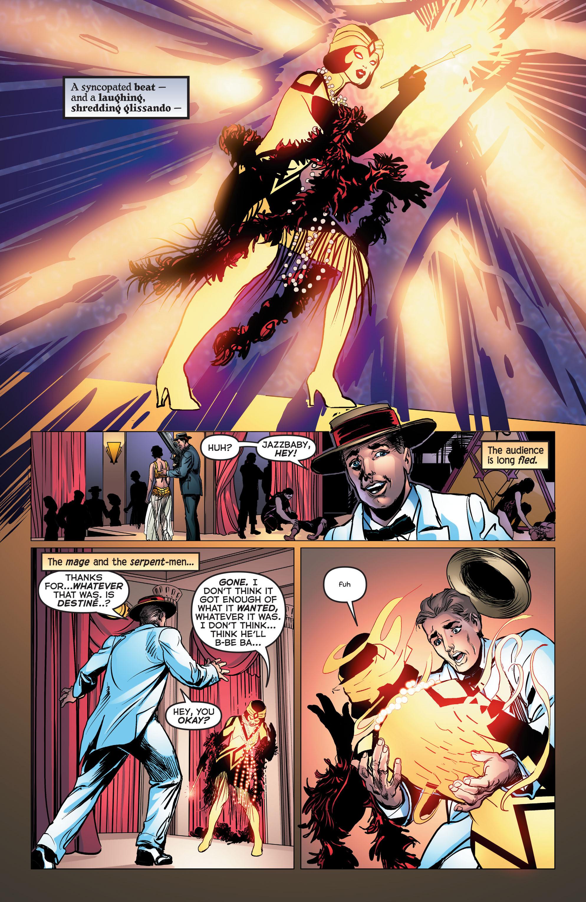 Read online Astro City comic -  Issue #38 - 23