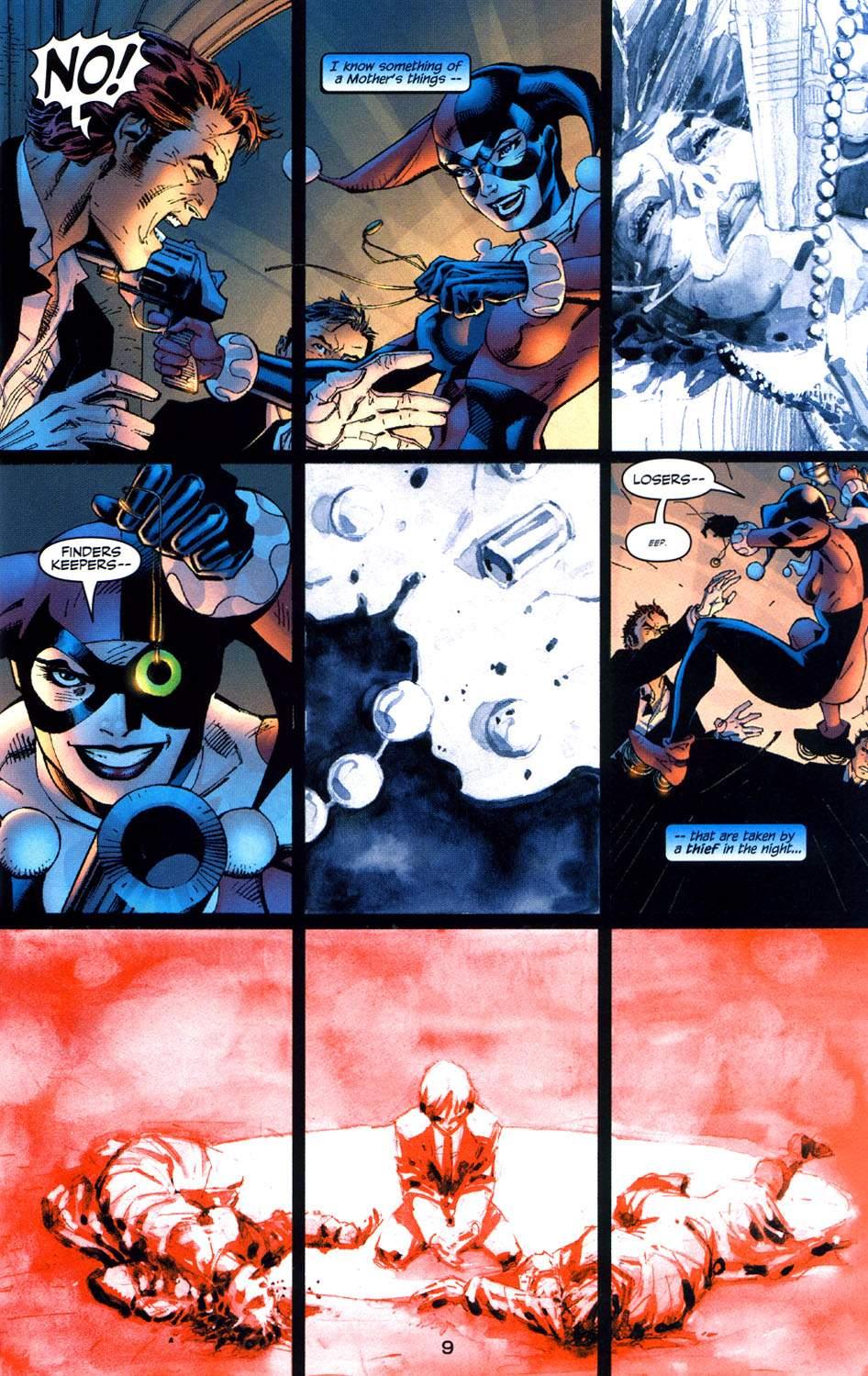 Read online Batman: Hush comic -  Issue #6 - 9