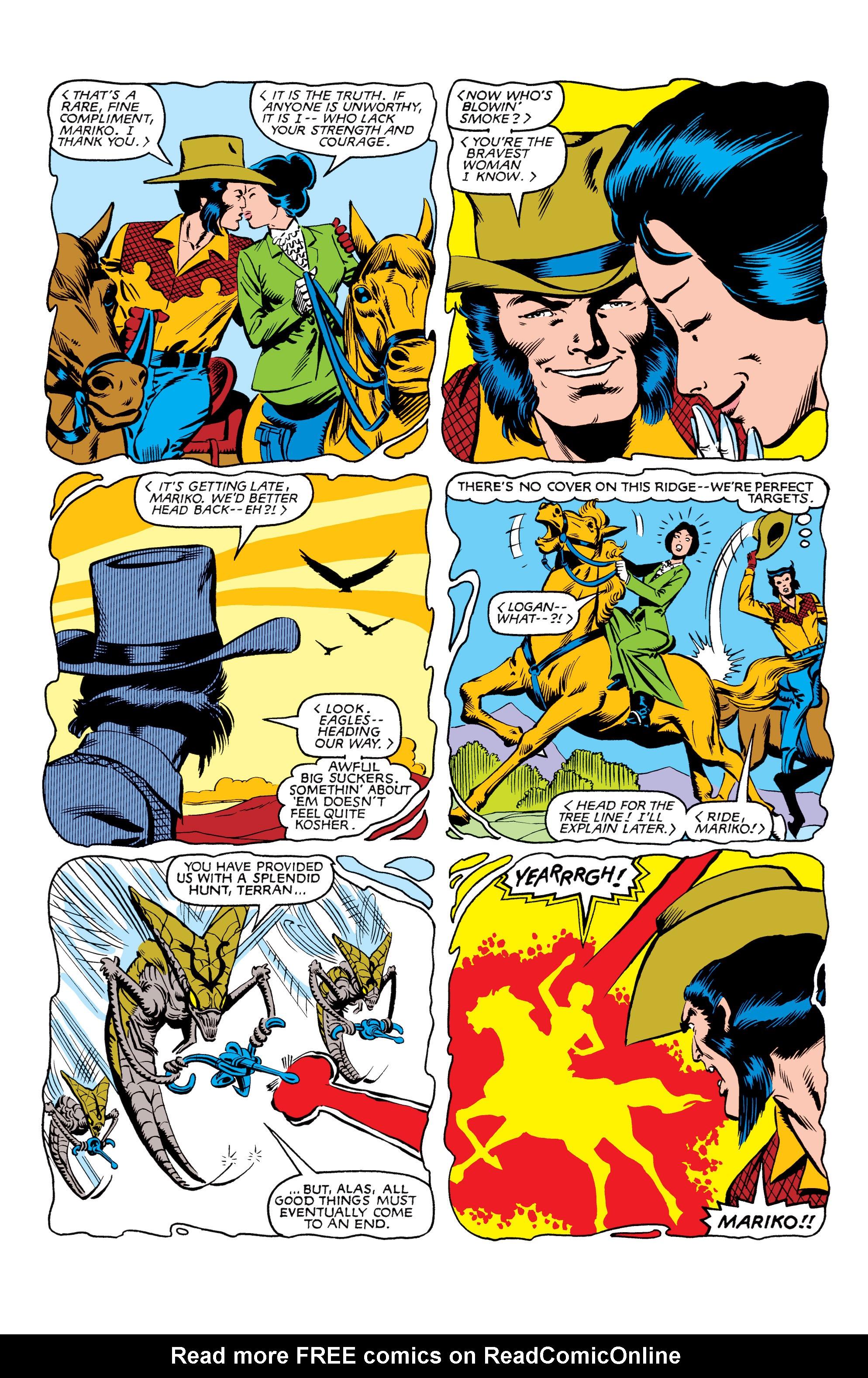 Read online Uncanny X-Men (1963) comic -  Issue #162 - 4