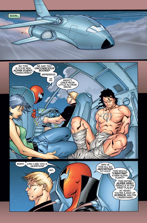 Read online Alpha Flight (2004) comic -  Issue #2 - 13