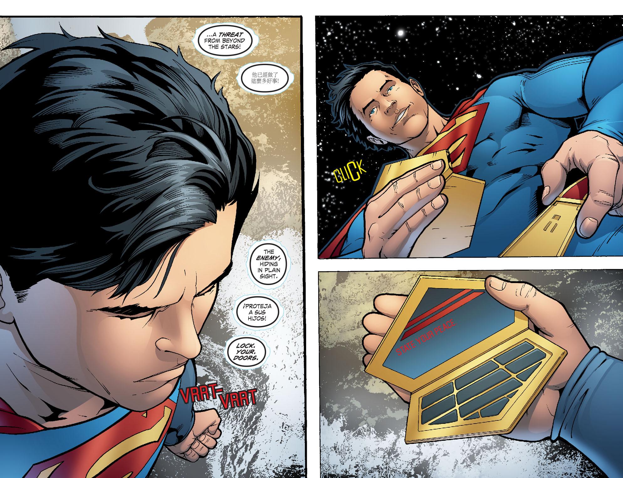 Read online Smallville: Alien comic -  Issue #1 - 10