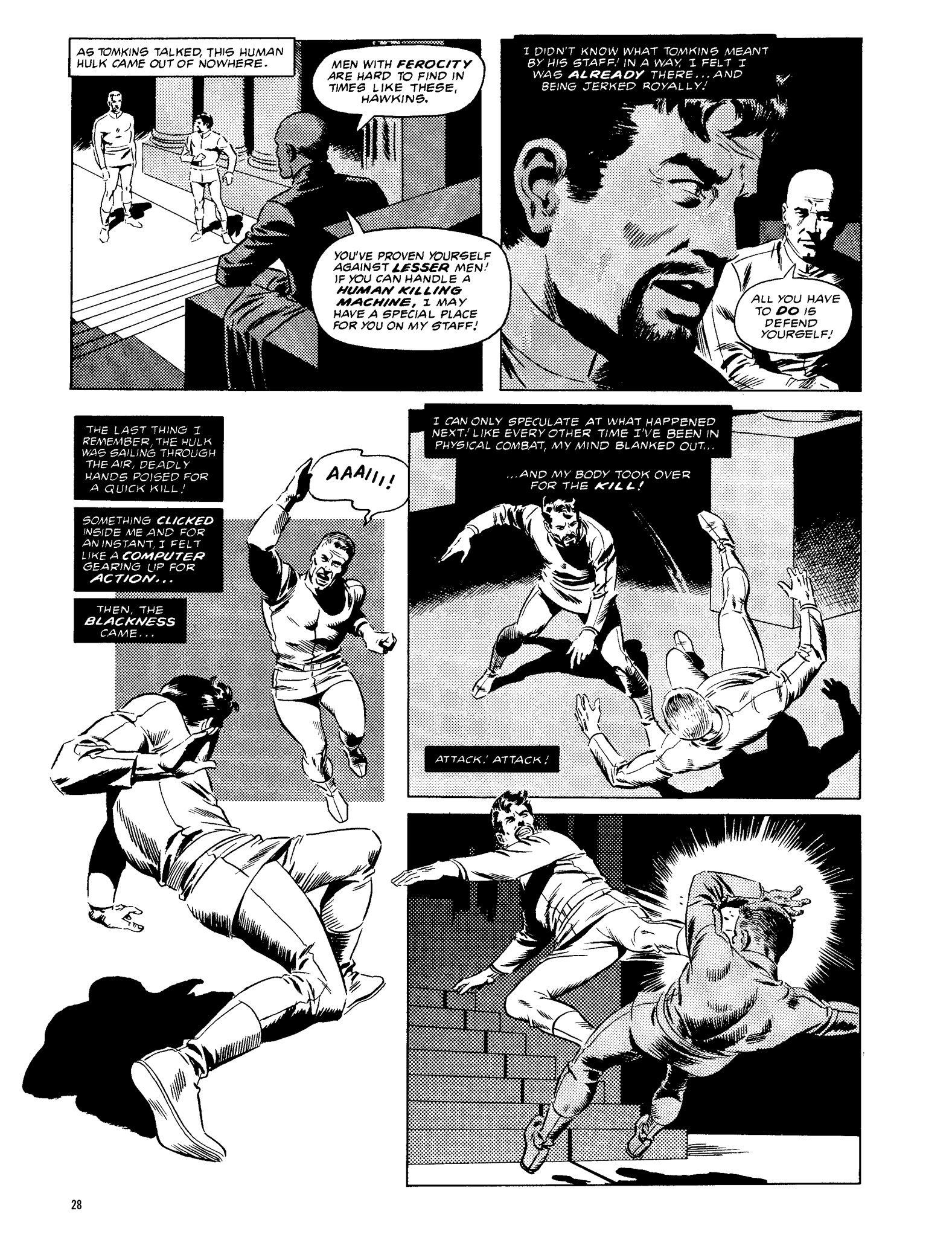 Read online Eerie Archives comic -  Issue # TPB 13 - 29