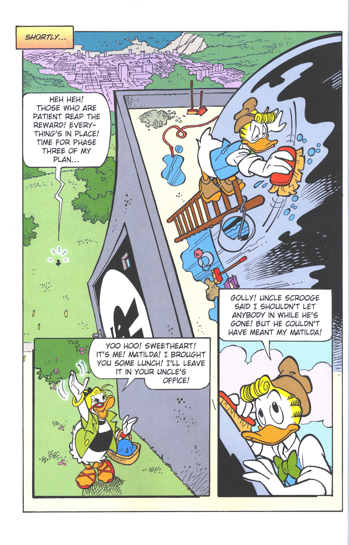 Read online Uncle Scrooge (1953) comic -  Issue #374 - 22