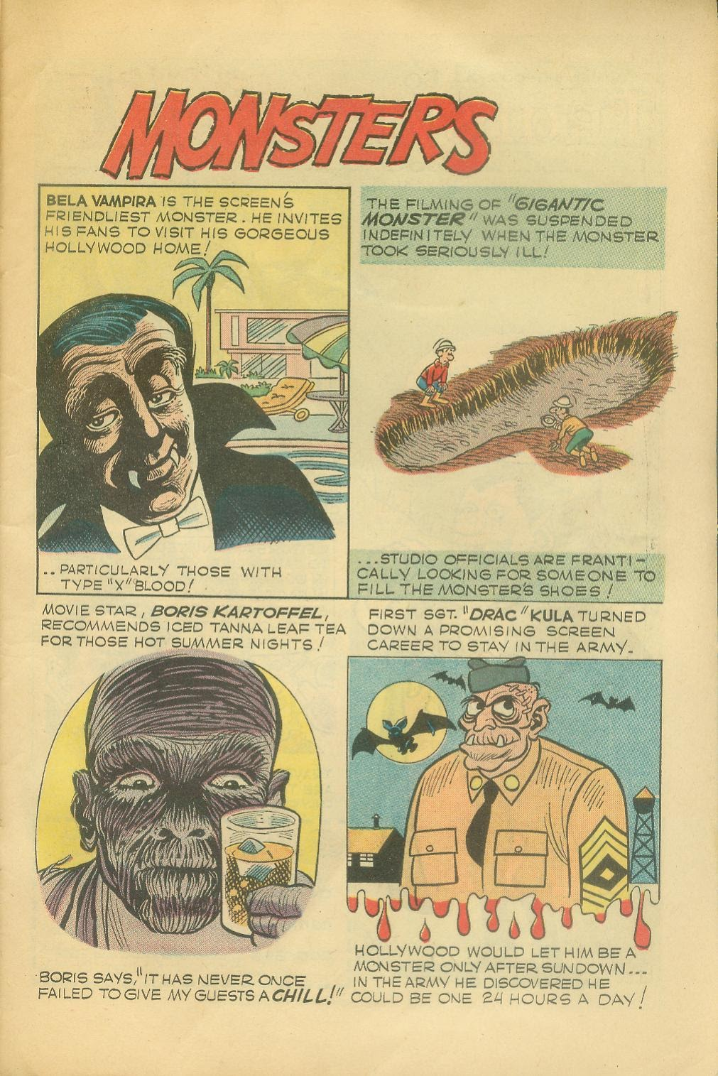 Read online Tales Calculated to Drive You Bats comic -  Issue #1 - 24