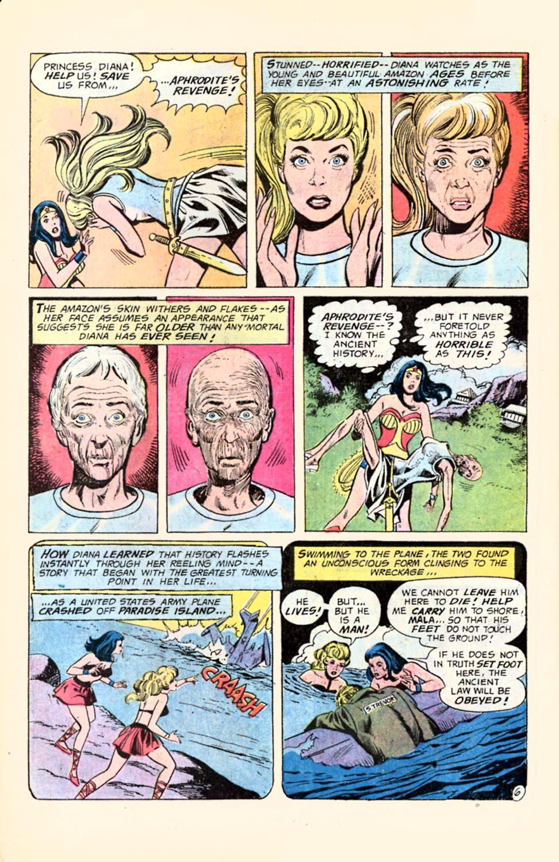 Read online Wonder Woman (1942) comic -  Issue #223 - 7
