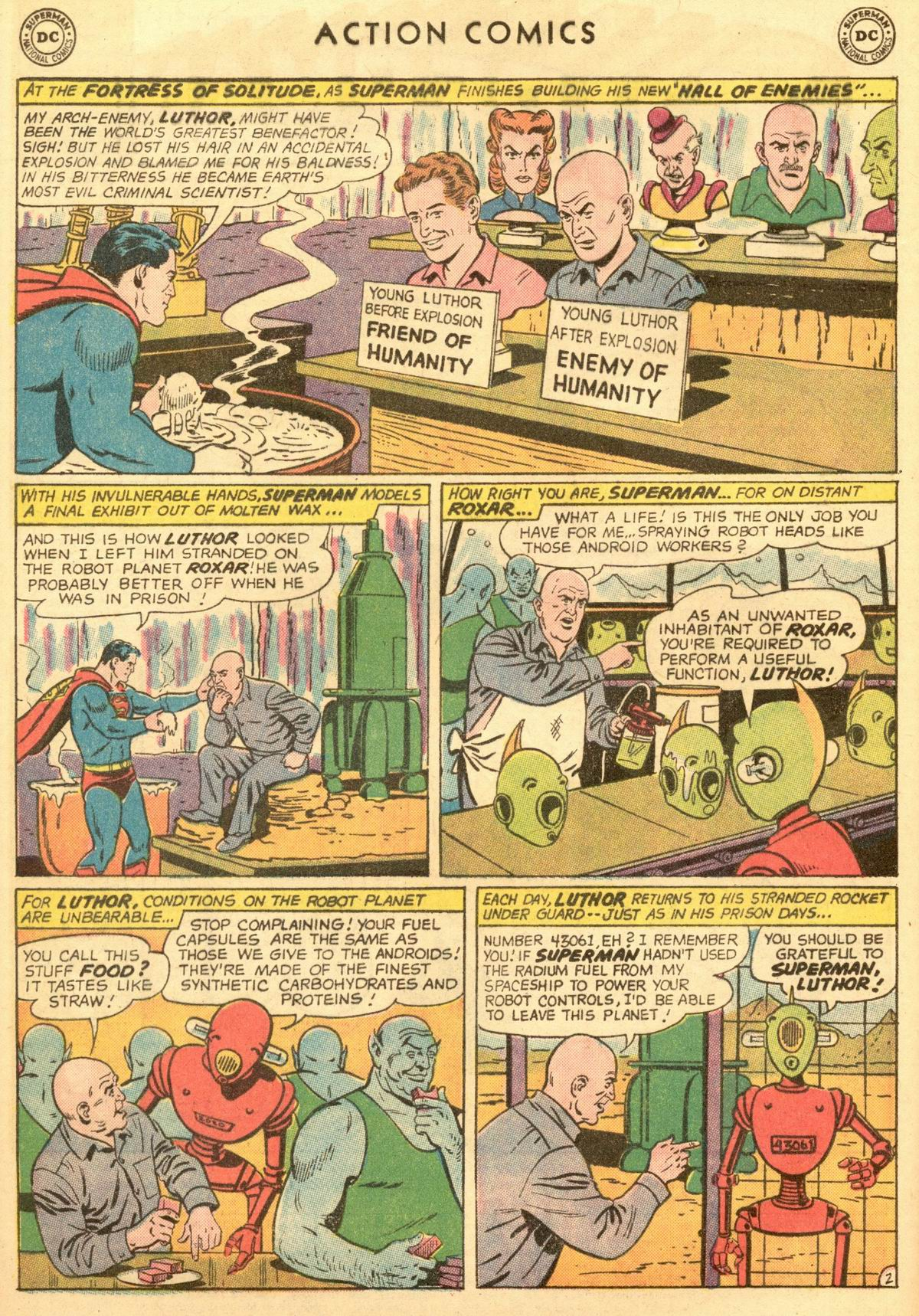 Action Comics (1938) 294 Page 3