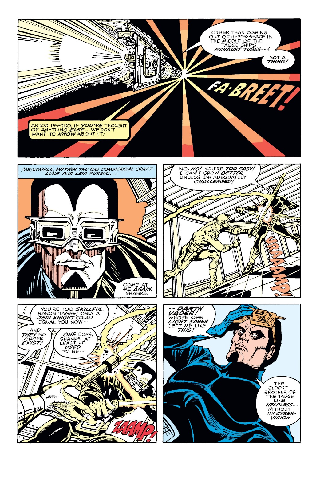 Read online Star Wars Legends: The Original Marvel Years - Epic Collection comic -  Issue # TPB 2 (Part 1) - 32