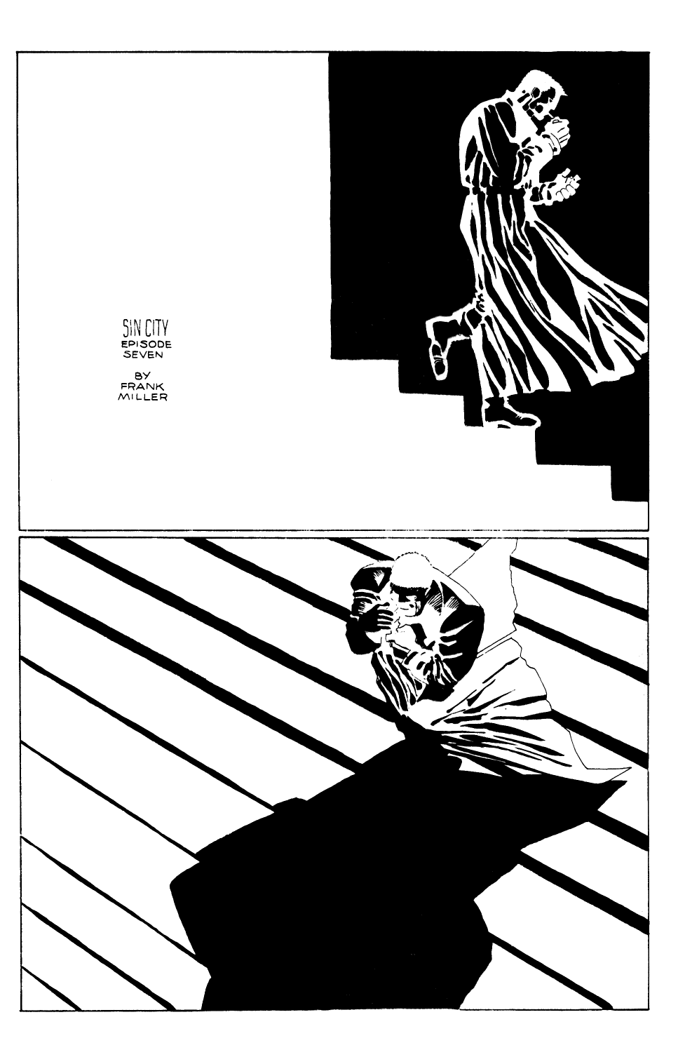 Sin City 7 Page 1