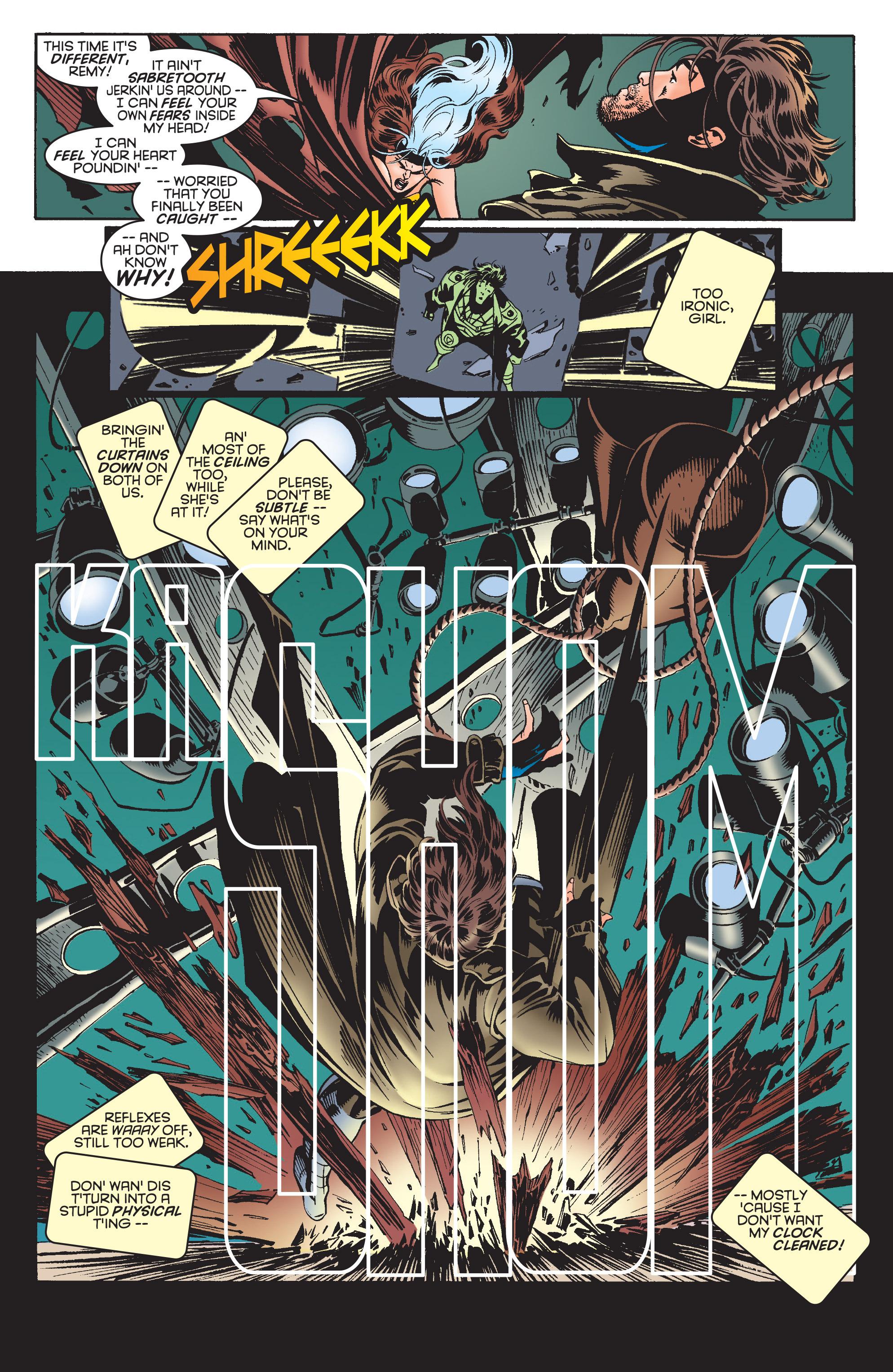 X-Men (1991) 45 Page 22