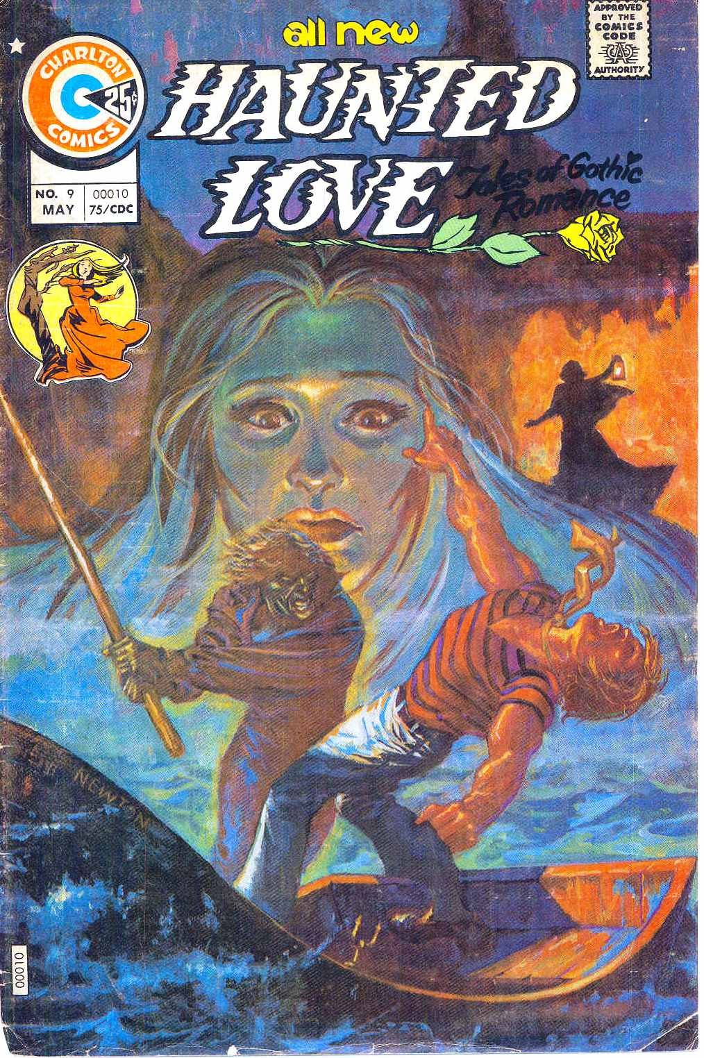 Haunted Love (1973) issue 9 - Page 1