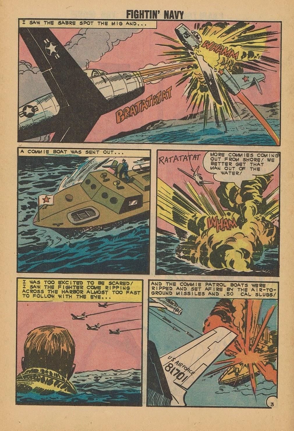 Read online Fightin' Navy comic -  Issue #112 - 24