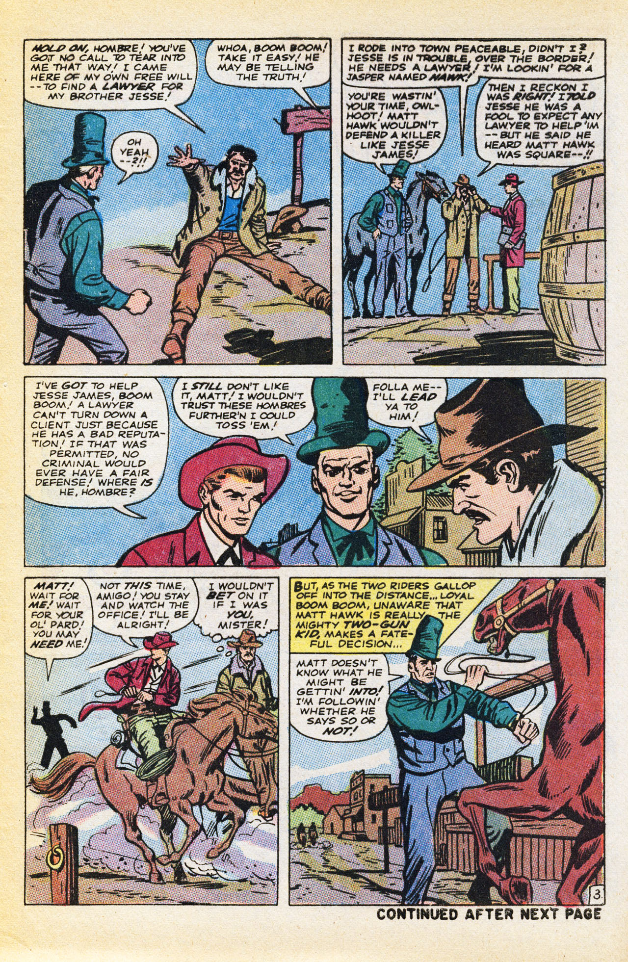 Read online Two-Gun Kid comic -  Issue #94 - 5