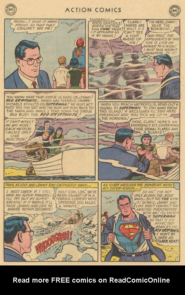 Read online Action Comics (1938) comic -  Issue #283 - 9