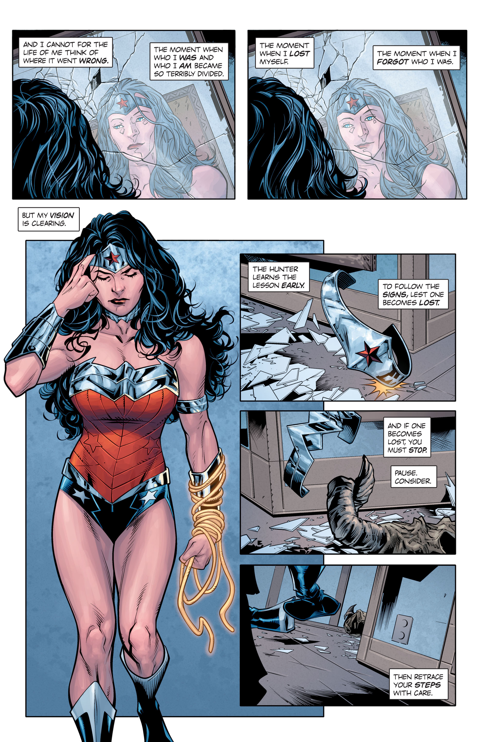 Read online Wonder Woman: Rebirth comic -  Issue # Full - 16