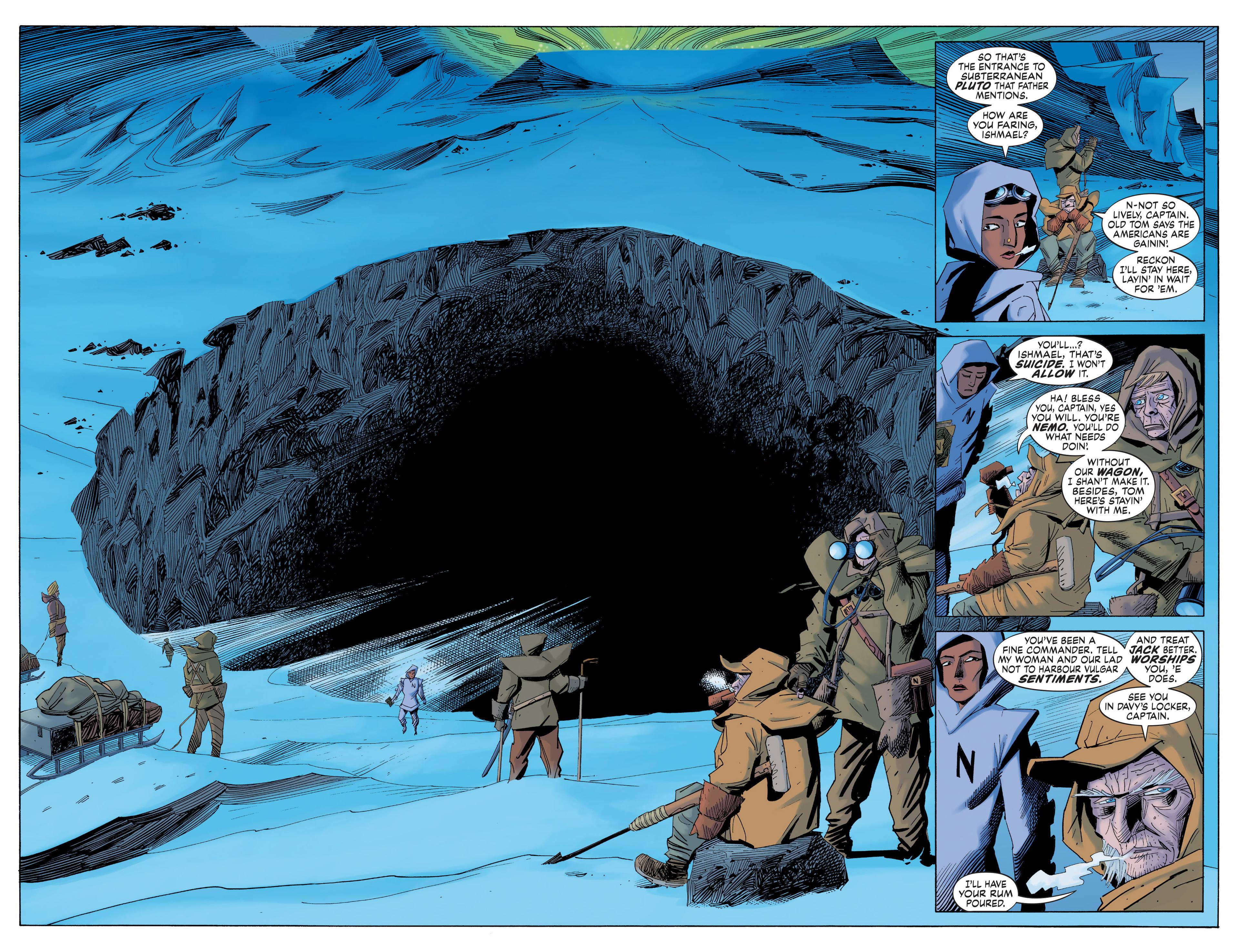 Read online Nemo: Heart of Ice comic -  Issue # Full - 23