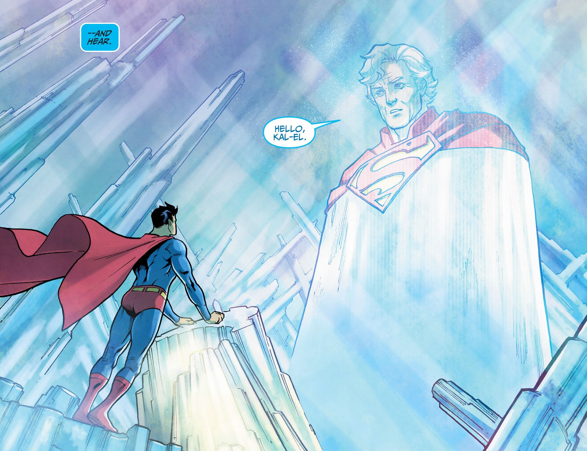 Read online Adventures of Superman [I] comic -  Issue #16 - 11
