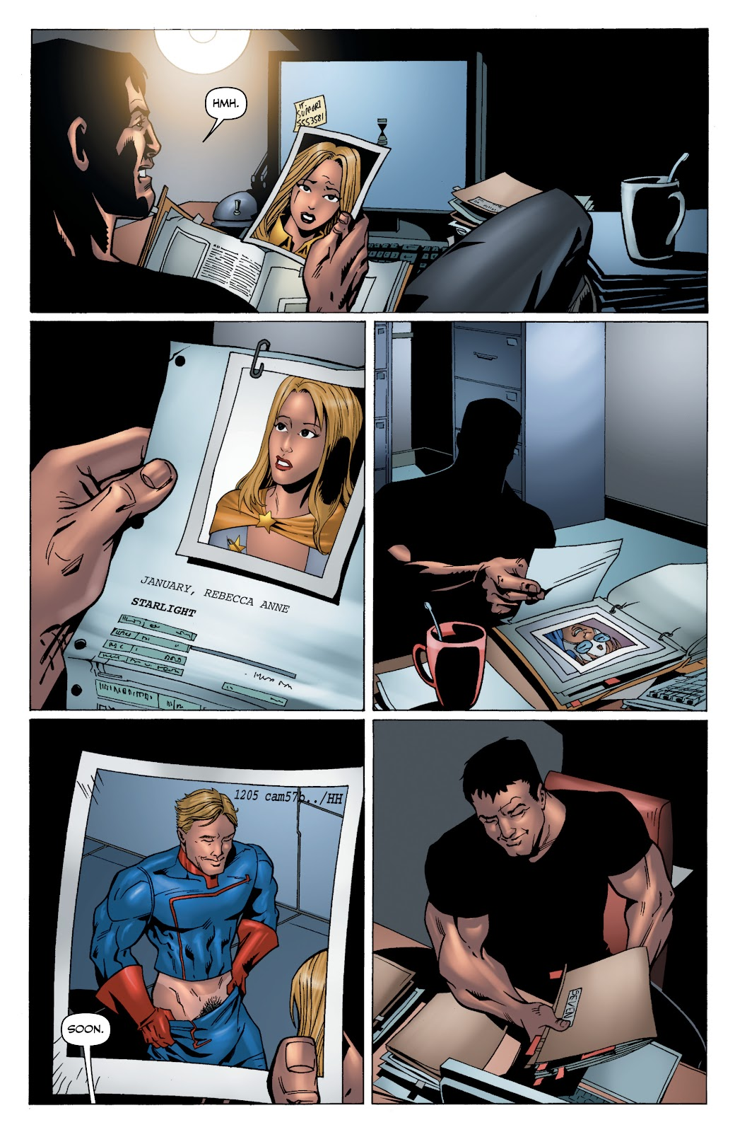 Read online The Boys Omnibus comic -  Issue # TPB 4 (Part 1) - 9