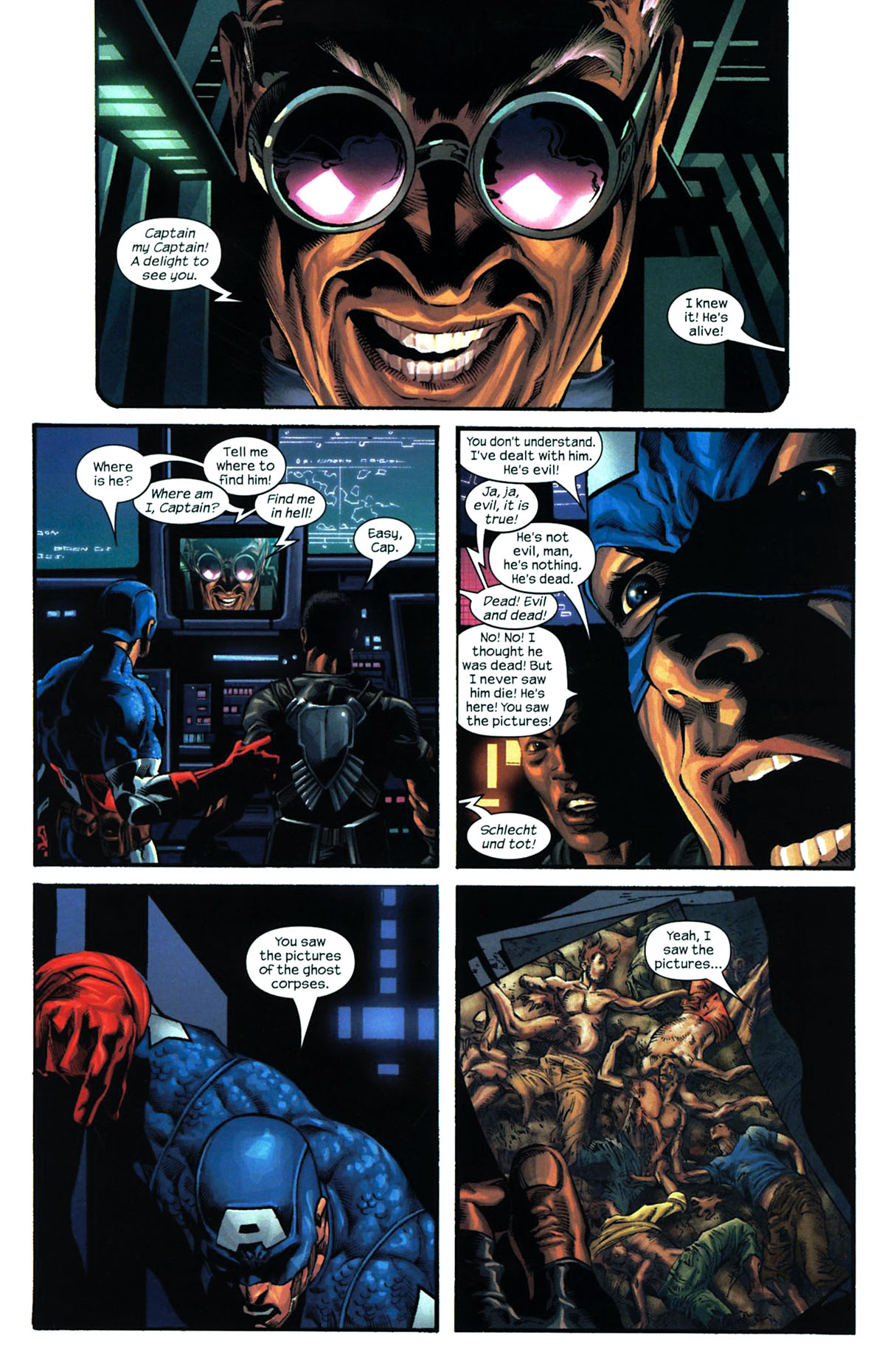 Read online Ultimates 2 comic -  Issue # _Annual 2 - 15