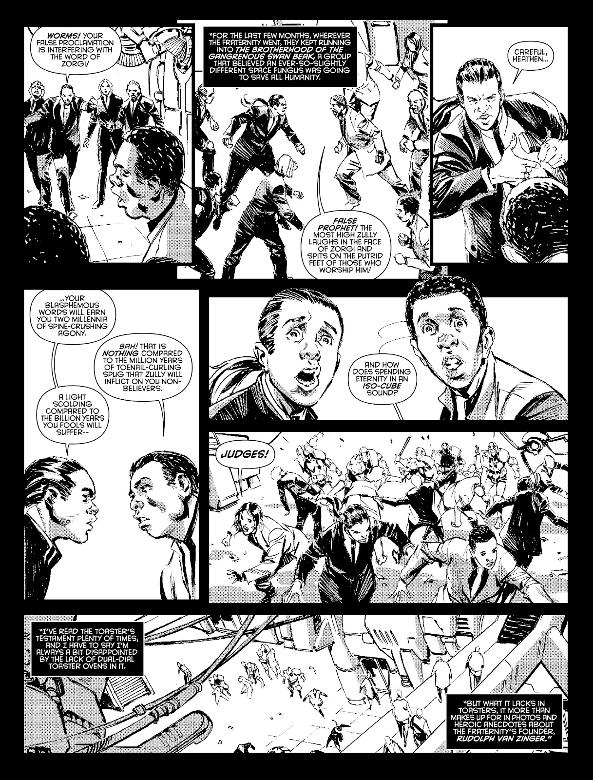 Judge Dredd Megazine (Vol. 5) Issue #381 #180 - English 27