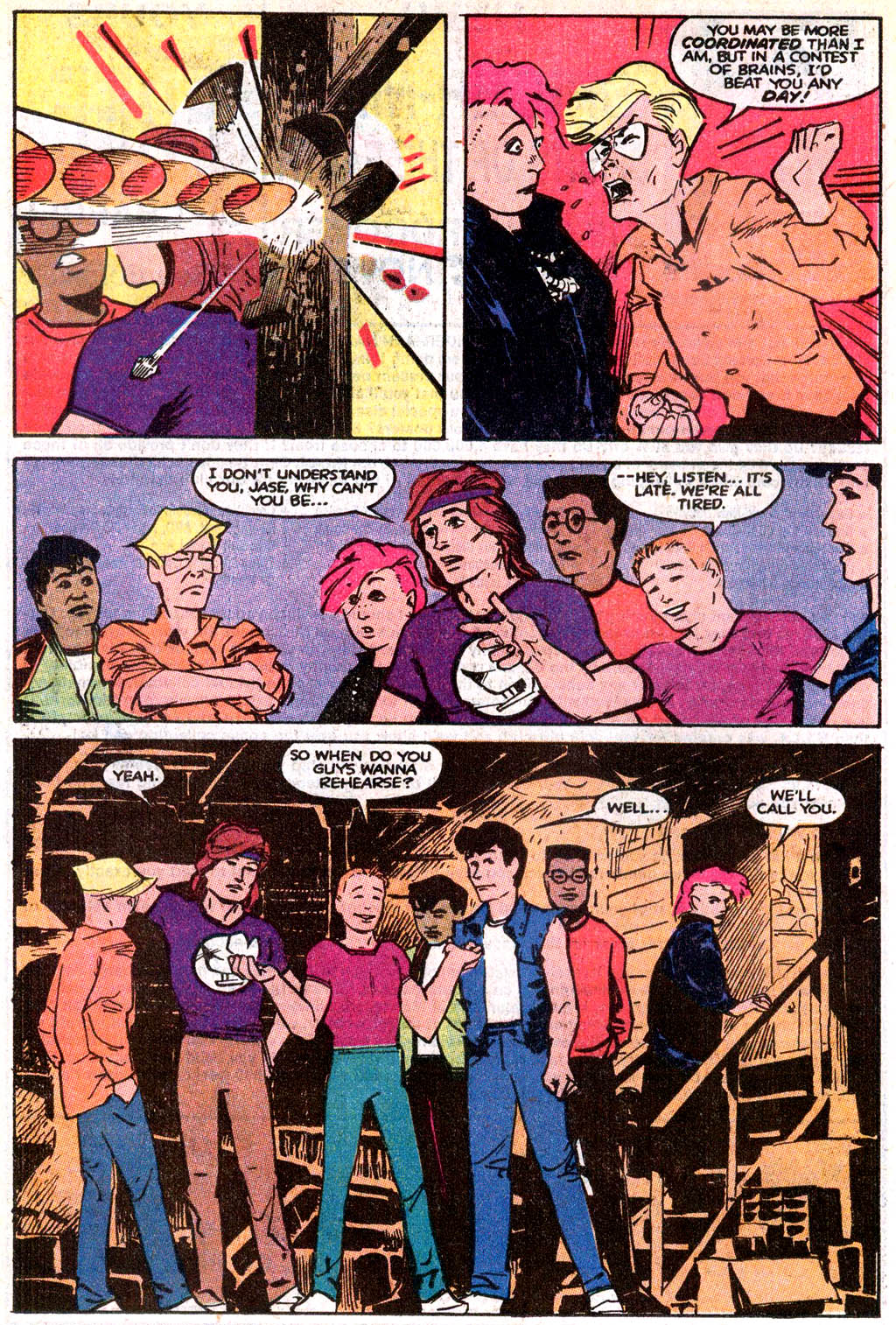 Steeltown Rockers issue 2 - Page 19