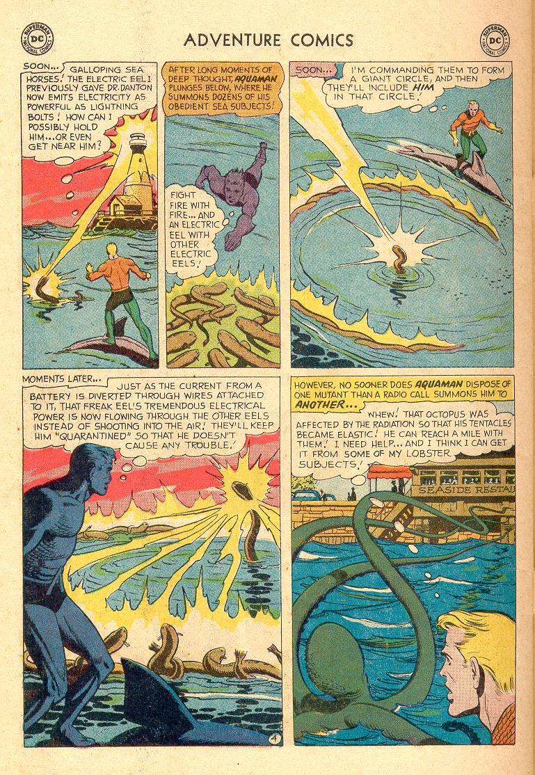 Read online Adventure Comics (1938) comic -  Issue #258 - 30