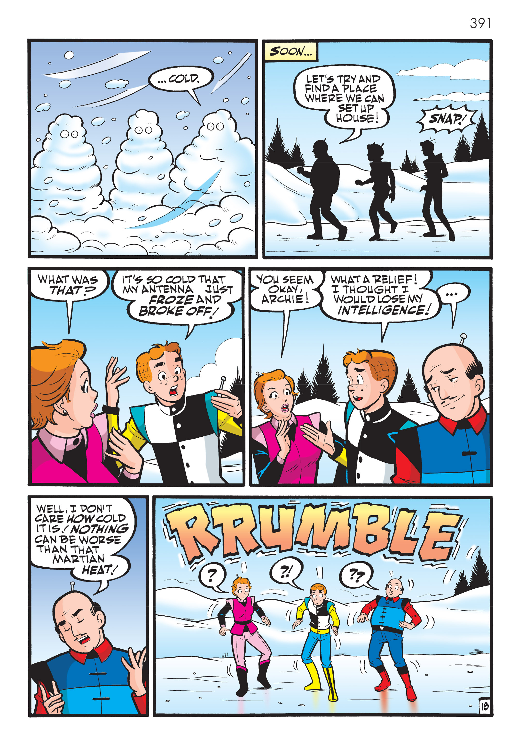 Read online The Best of Archie Comics comic -  Issue # TPB 4 (Part 2) - 181