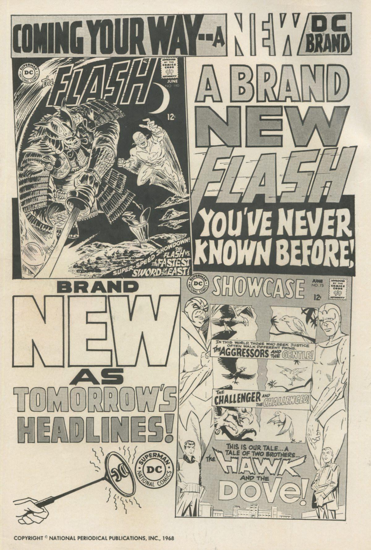 Read online Adventure Comics (1938) comic -  Issue #369 - 2
