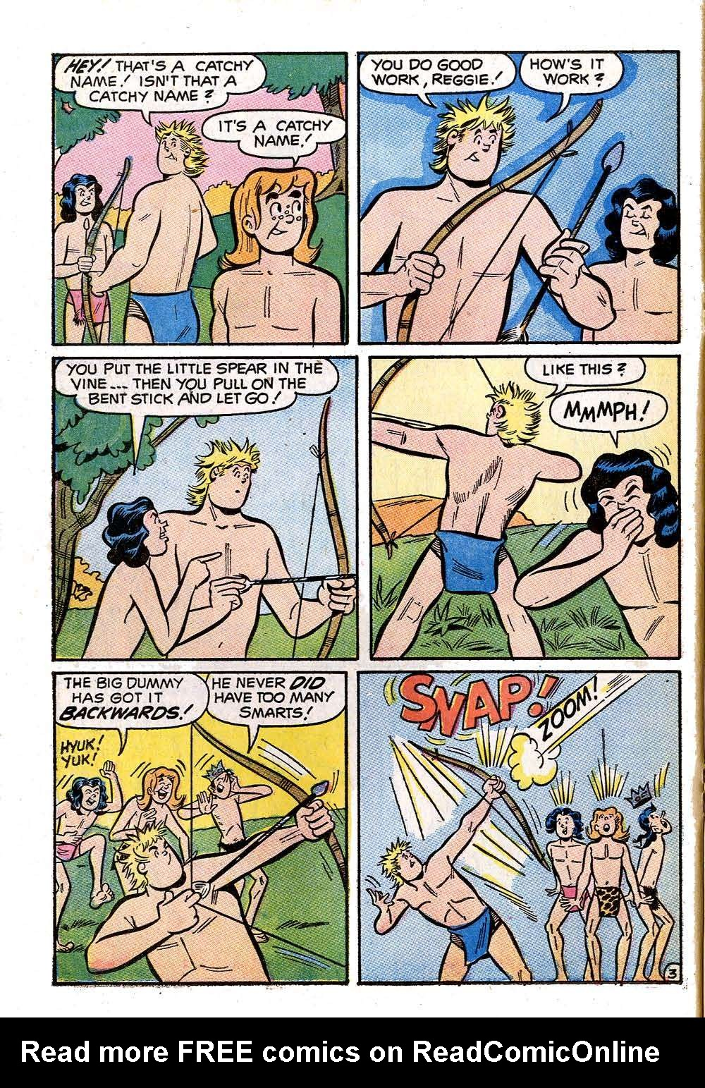 Read online Archie (1960) comic -  Issue #210 - 22