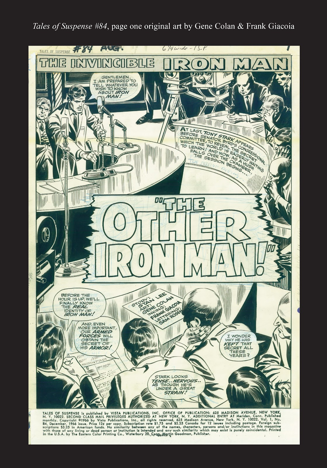 Read online Marvel Masterworks: The Invincible Iron Man comic -  Issue # TPB 4 (Part 3) - 49