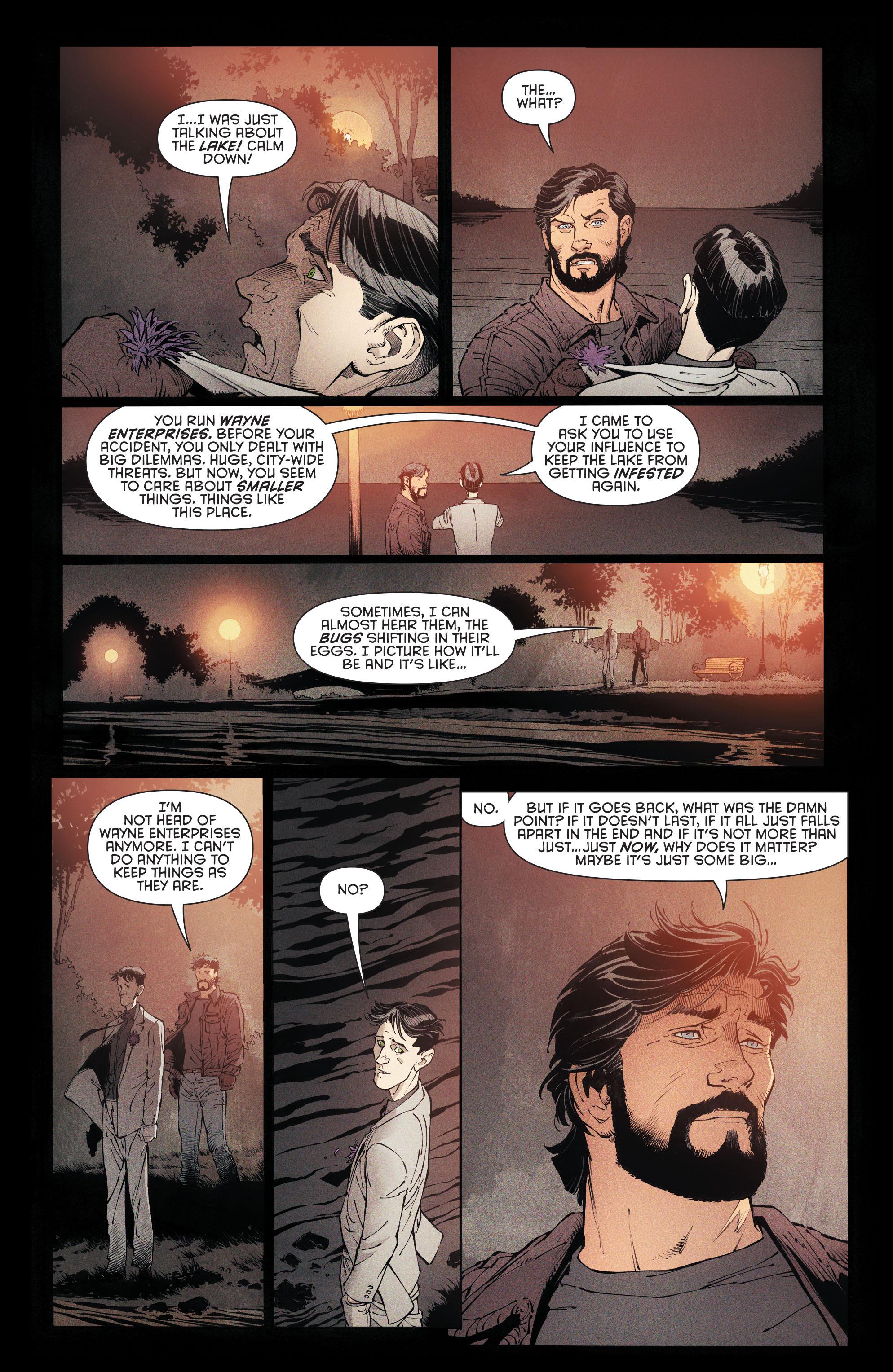Read online Batman (2011) comic -  Issue # _TPB 9 - 60