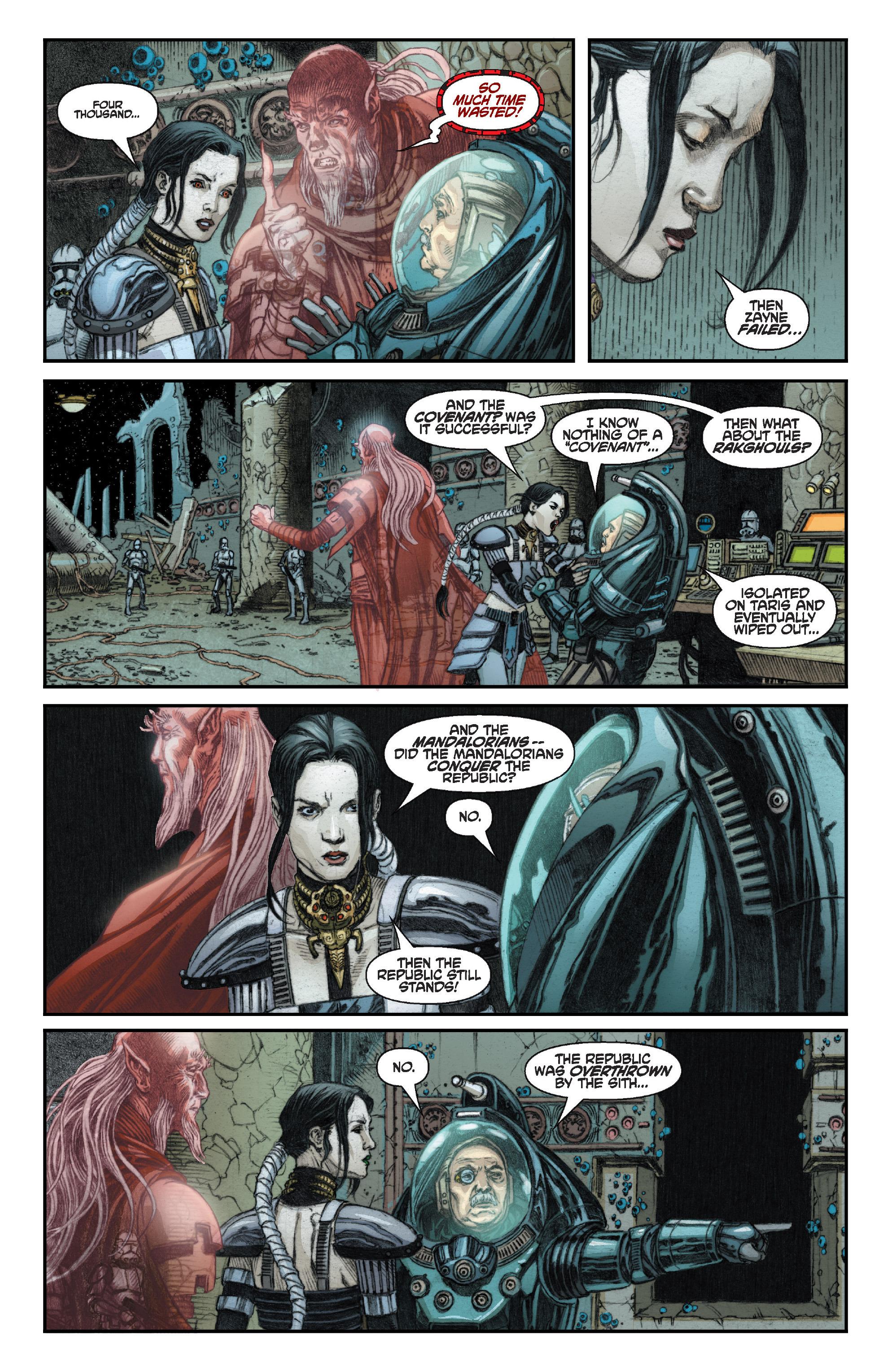 Read online Star Wars Omnibus comic -  Issue # Vol. 31 - 298
