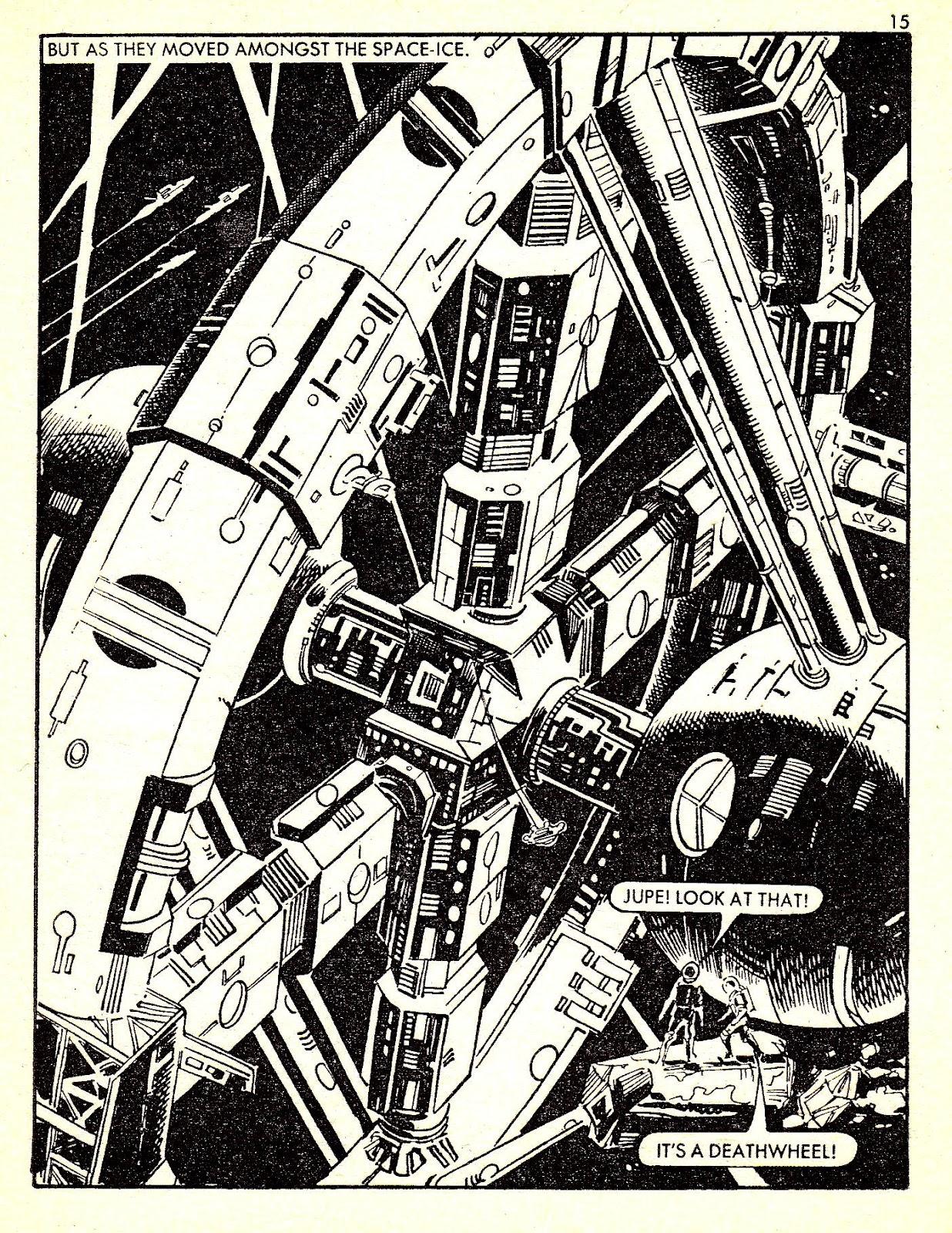 Starblazer issue 140 - Page 15