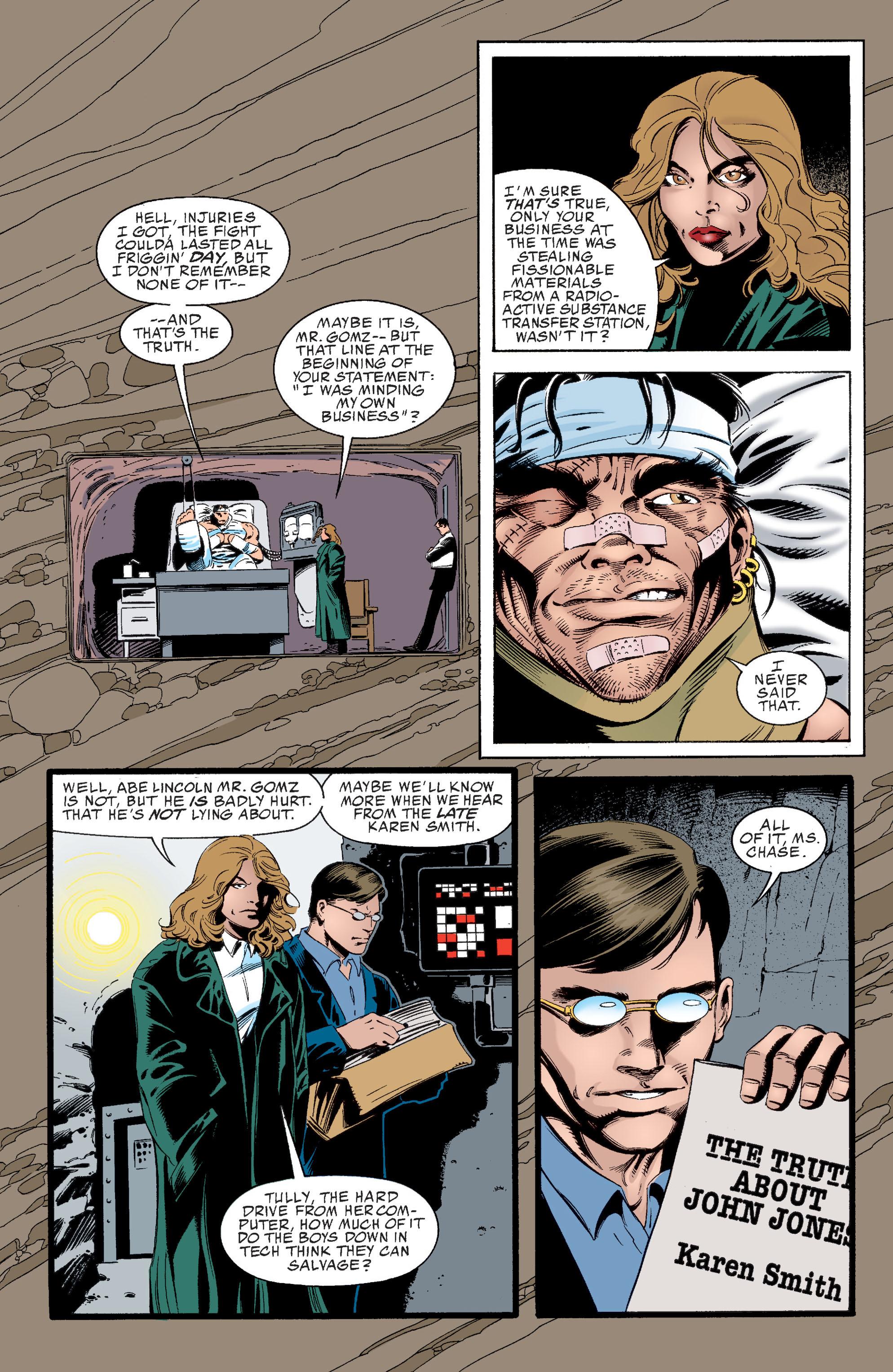 Read online Martian Manhunter: Son of Mars comic -  Issue # TPB - 128
