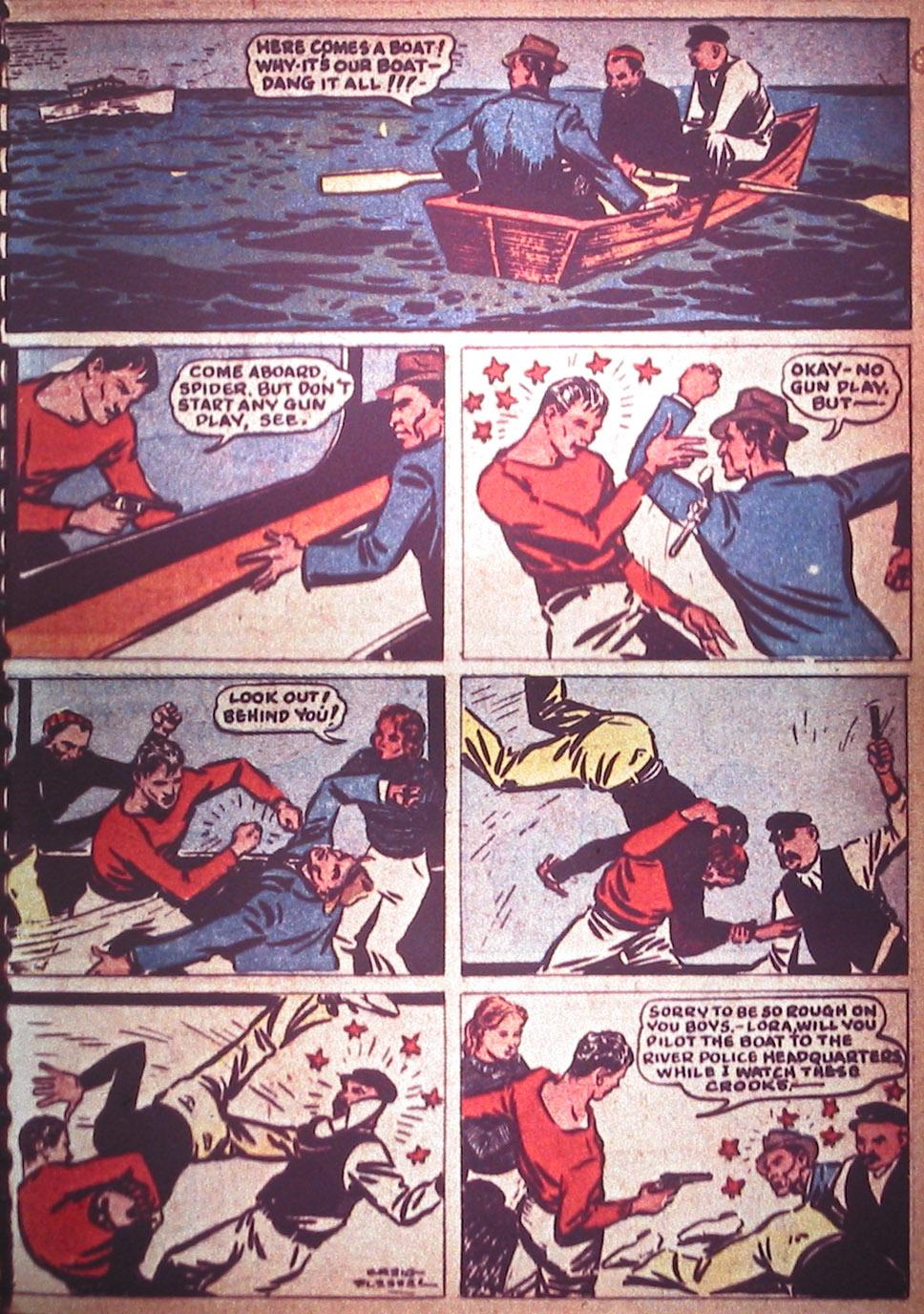 Read online Detective Comics (1937) comic -  Issue #3 - 9