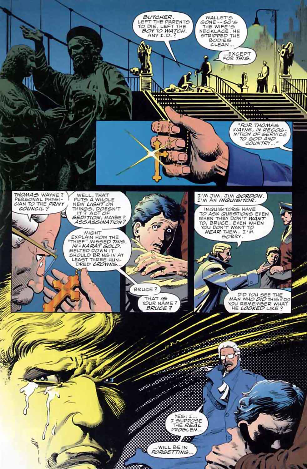 Read online Batman: Holy Terror comic -  Issue # Full - 6