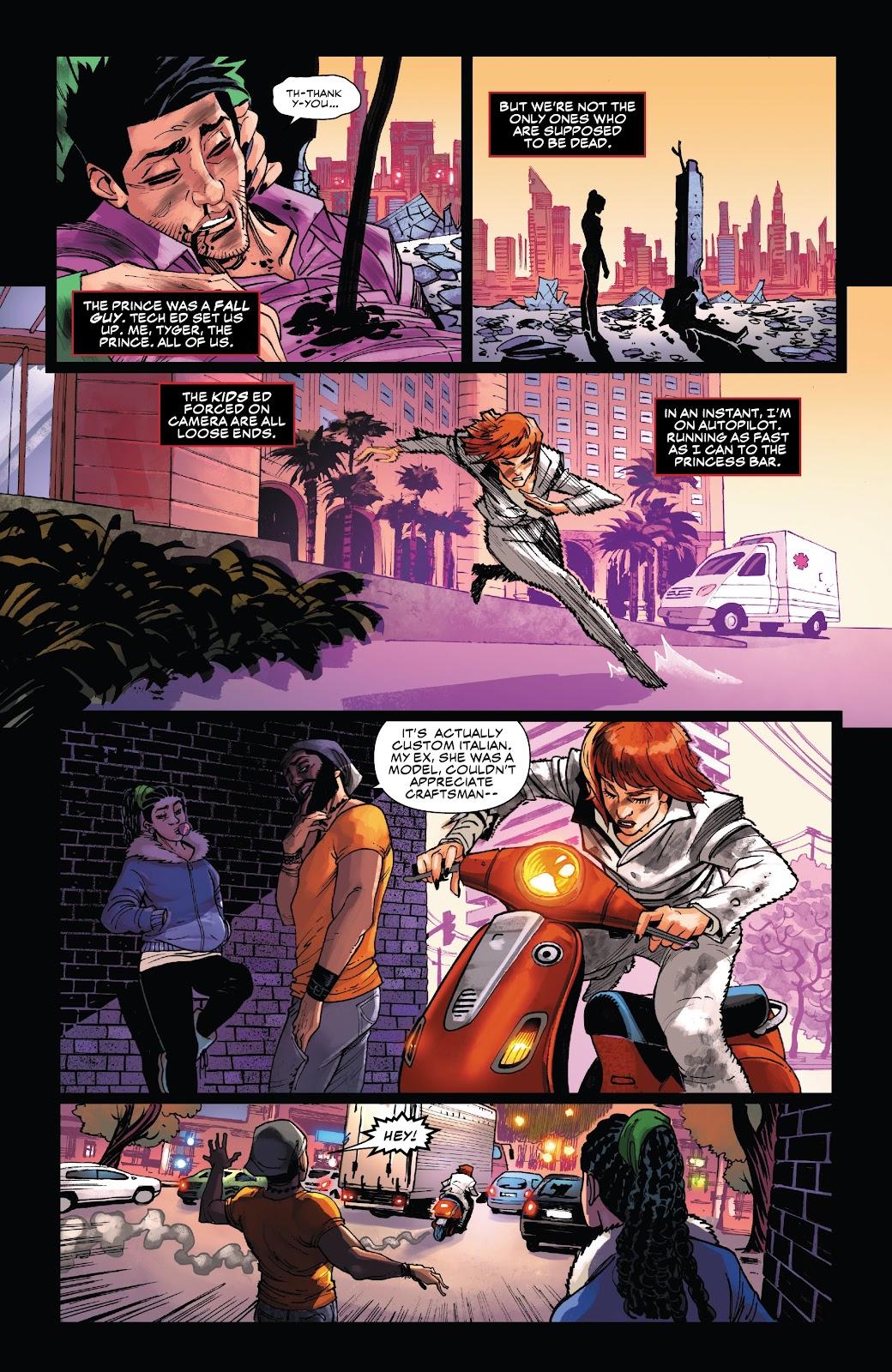 Read online Black Widow (2019) comic -  Issue #5 - 7