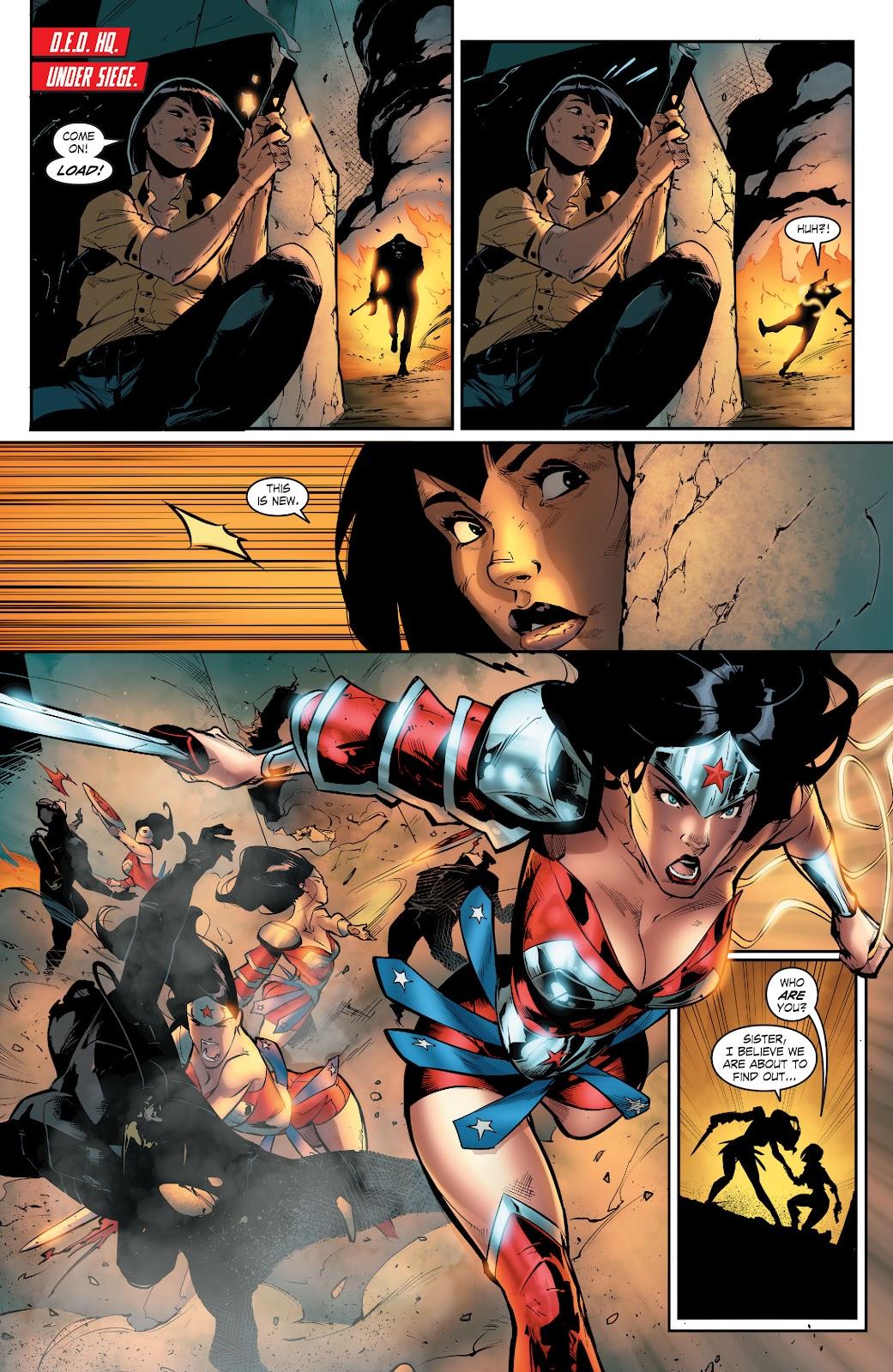 Read online Smallville Season 11 [II] comic -  Issue # TPB 5 - 107
