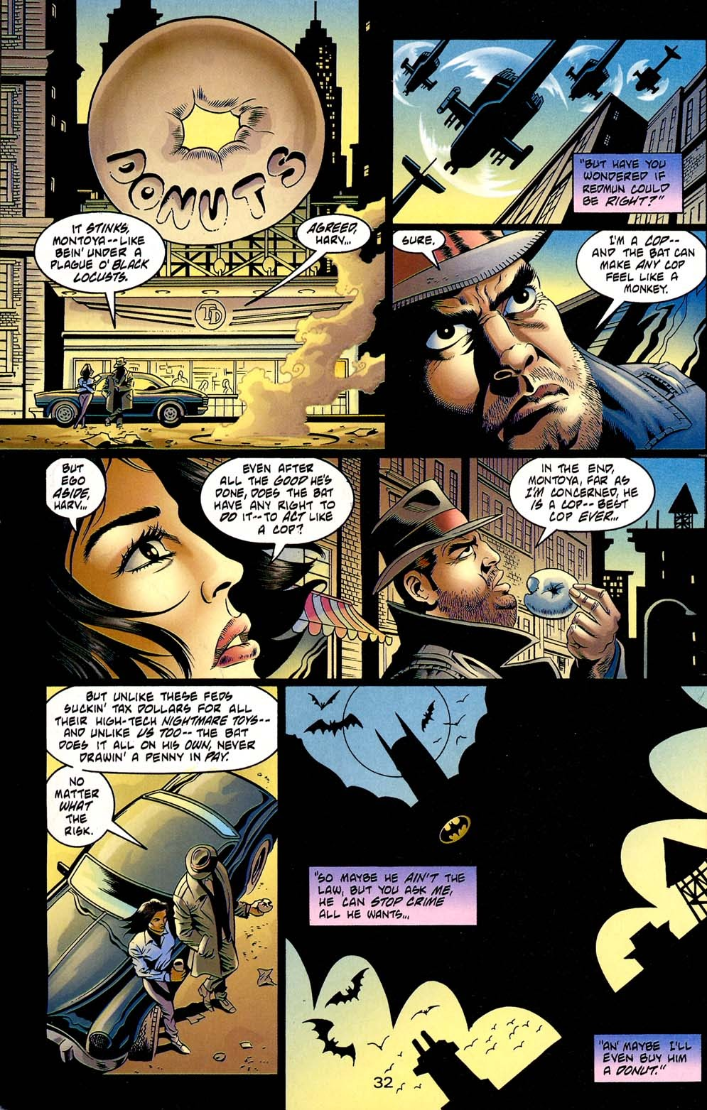 Batman: Outlaws issue 2 - Page 35