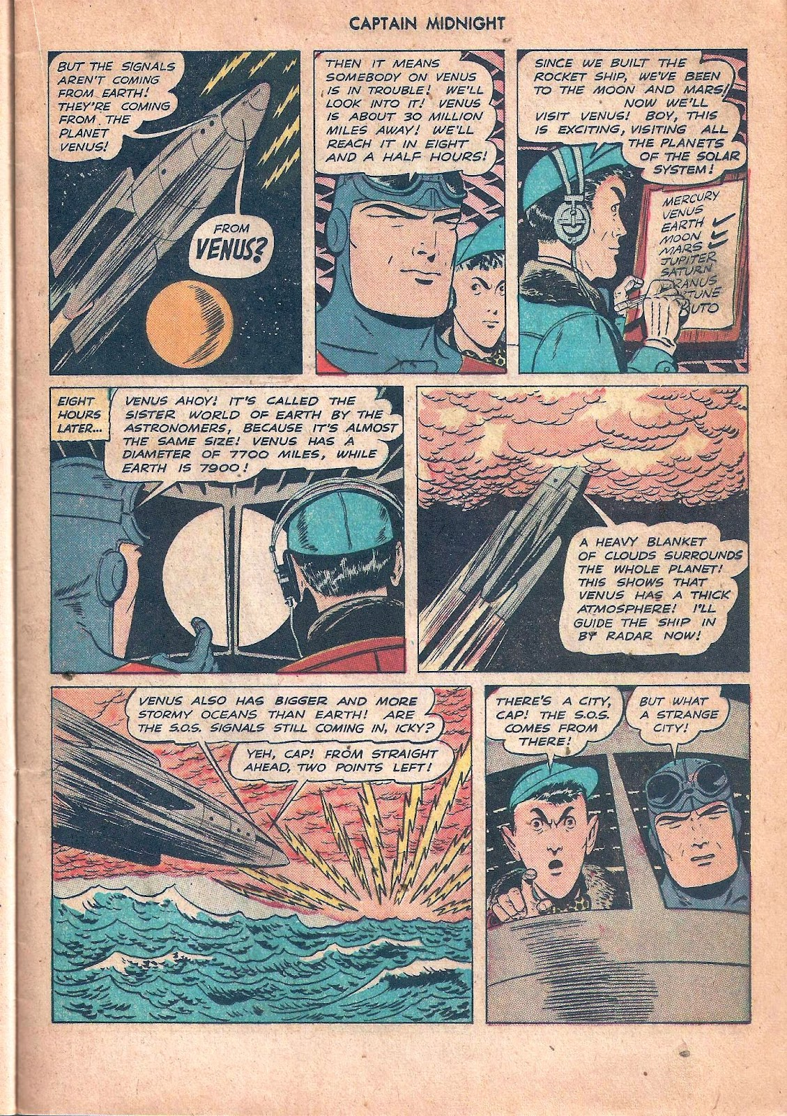 Captain Midnight (1942) issue 53 - Page 17