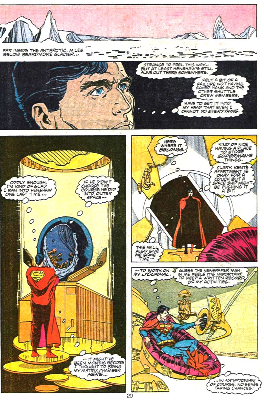 Read online Adventures of Superman (1987) comic -  Issue #468 - 21