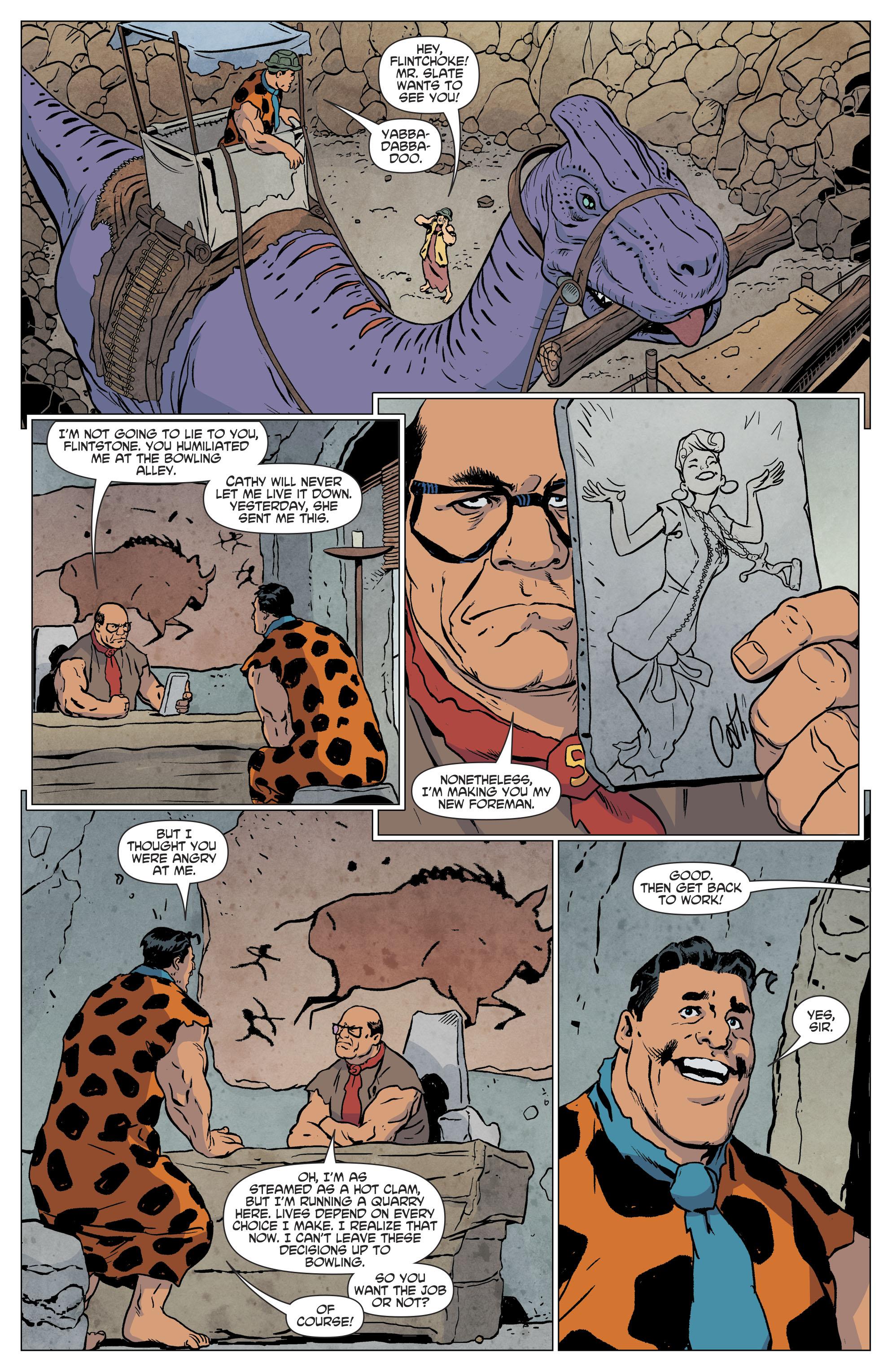 Read online The Flintstones comic -  Issue #12 - 23