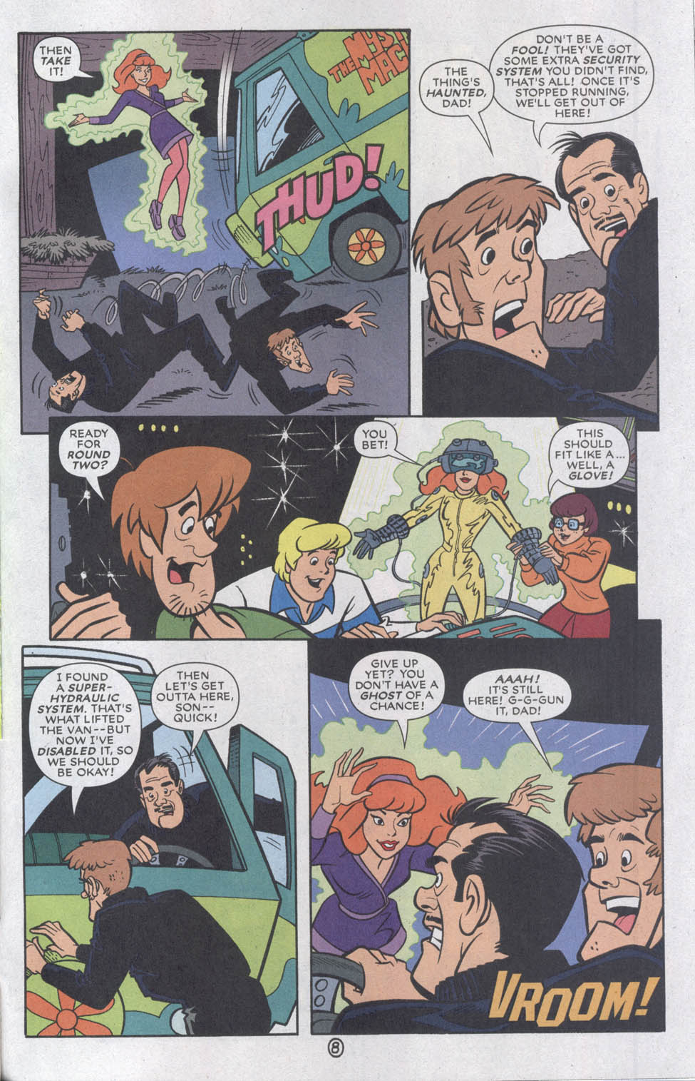 Read online Scooby-Doo (1997) comic -  Issue #75 - 45