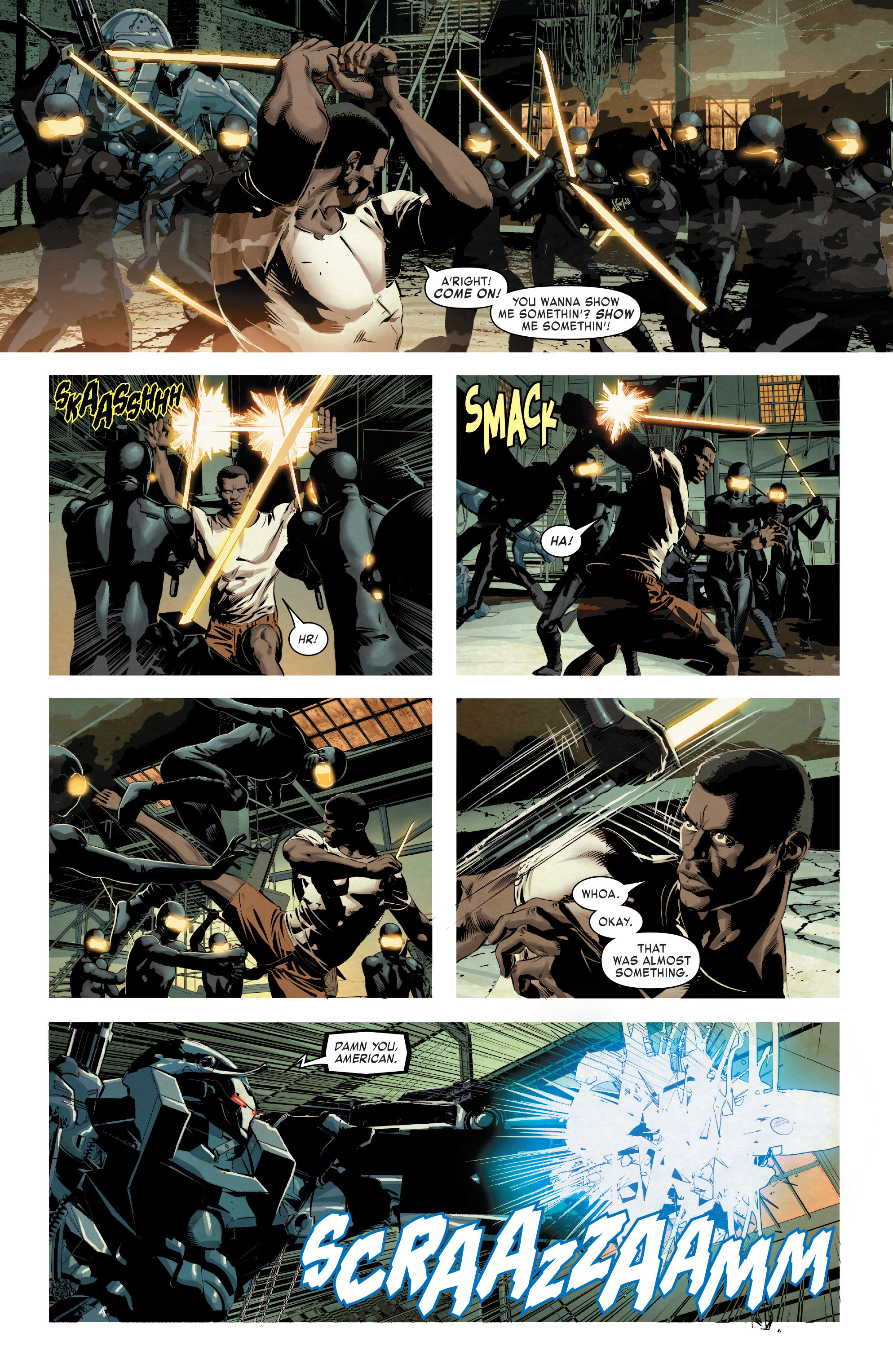 Read online True Believers: Invincible Iron Man-The War Machines comic -  Issue # Full - 55